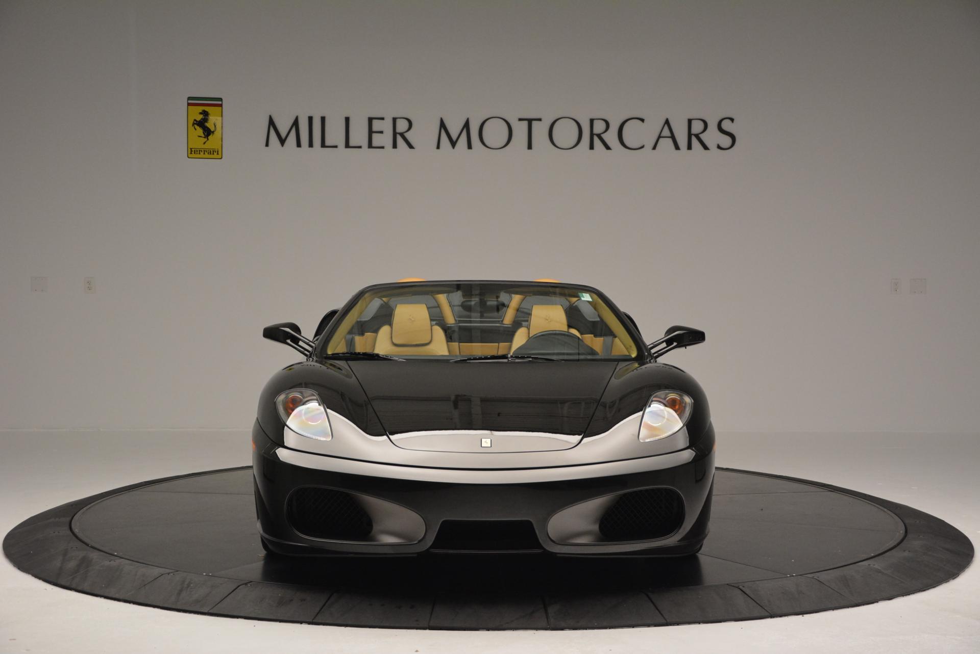 Used 2005 Ferrari F430 Spider F1 For Sale In Greenwich, CT. Alfa Romeo of Greenwich, 4264A 121_p12