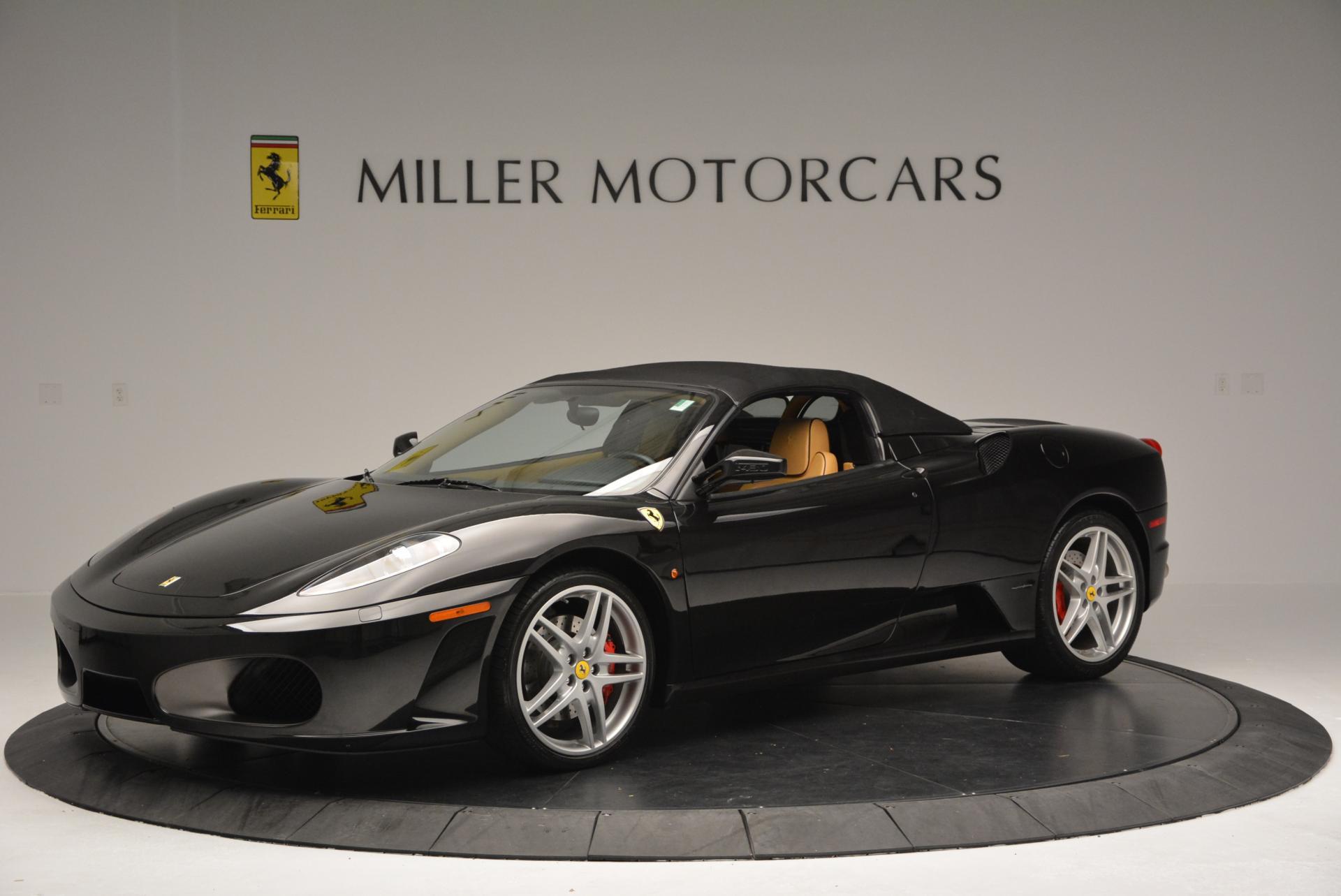 Used 2005 Ferrari F430 Spider F1 For Sale In Greenwich, CT. Alfa Romeo of Greenwich, 4264A 121_p14