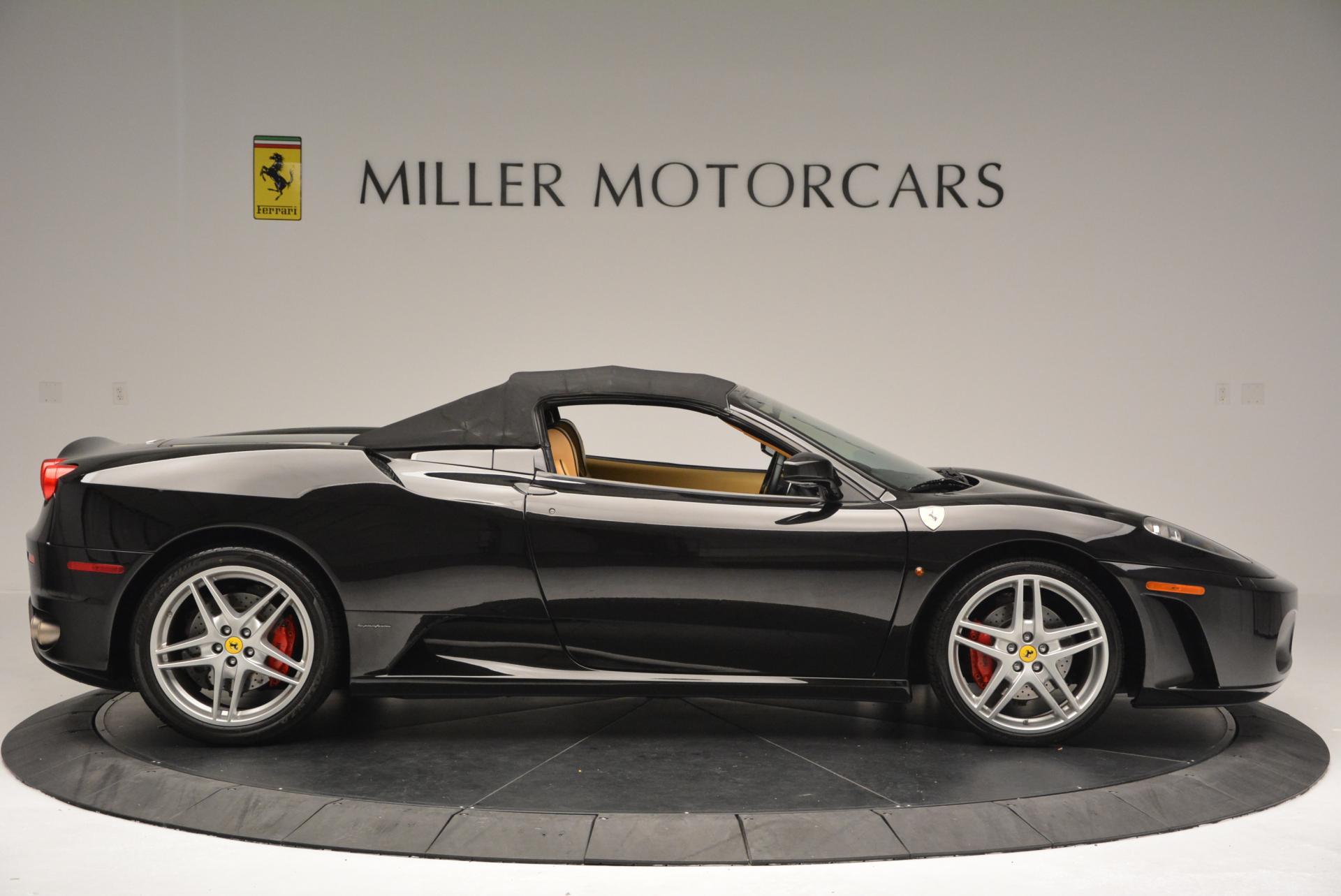 Used 2005 Ferrari F430 Spider F1 For Sale In Greenwich, CT. Alfa Romeo of Greenwich, 4264A 121_p21