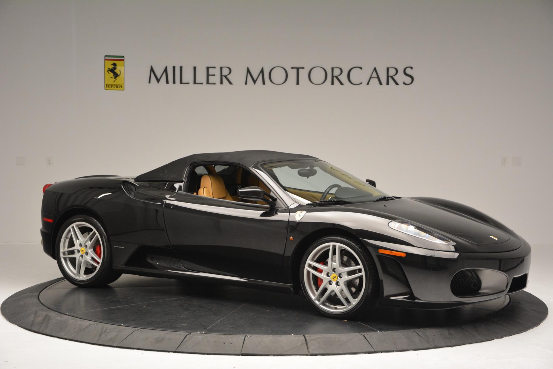 Used 2005 Ferrari F430 Spider F1 For Sale In Greenwich, CT. Alfa Romeo of Greenwich, 4264A 121_p22
