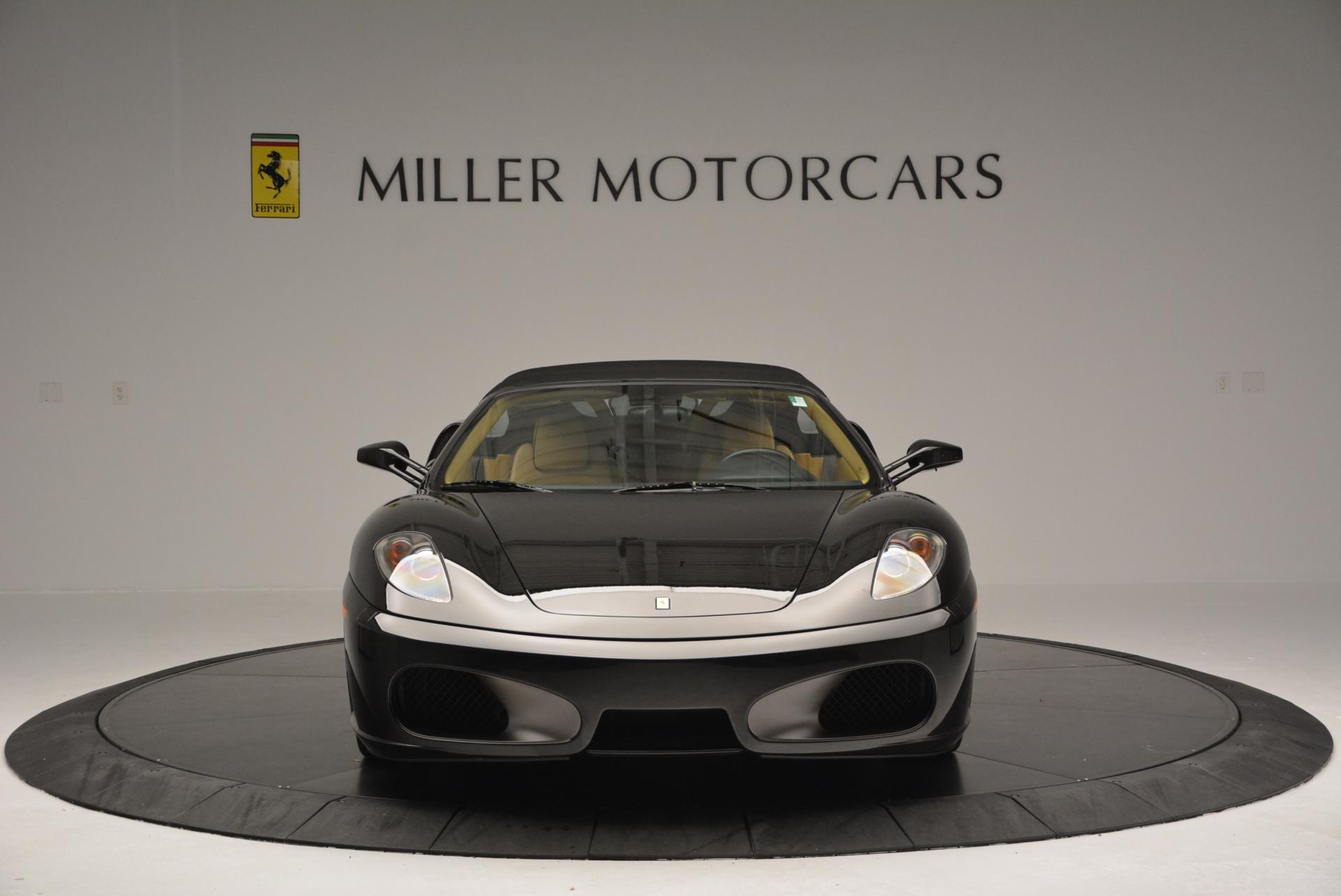 Used 2005 Ferrari F430 Spider F1 For Sale In Greenwich, CT. Alfa Romeo of Greenwich, 4264A 121_p24