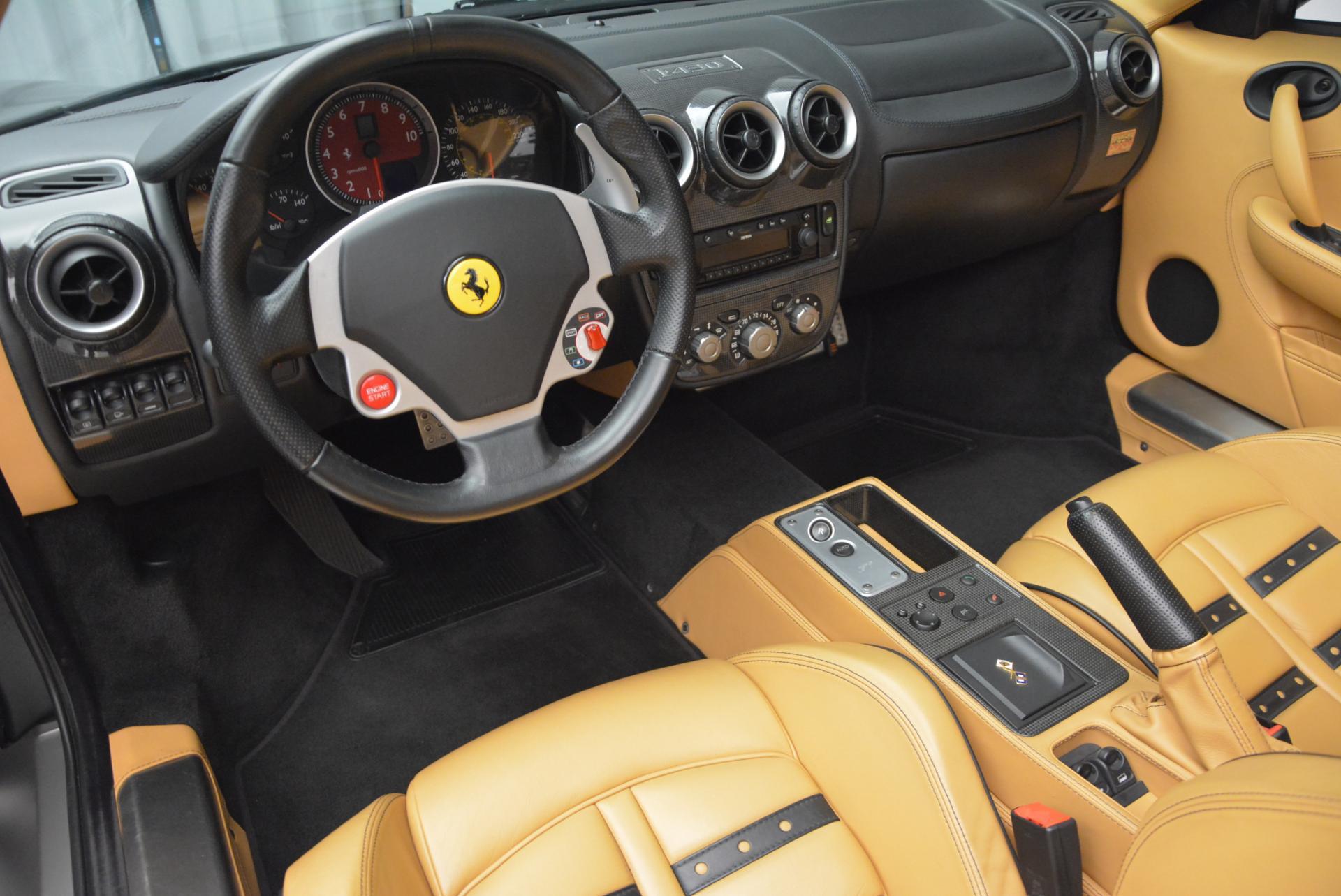 Used 2005 Ferrari F430 Spider F1 For Sale In Greenwich, CT. Alfa Romeo of Greenwich, 4264A 121_p25