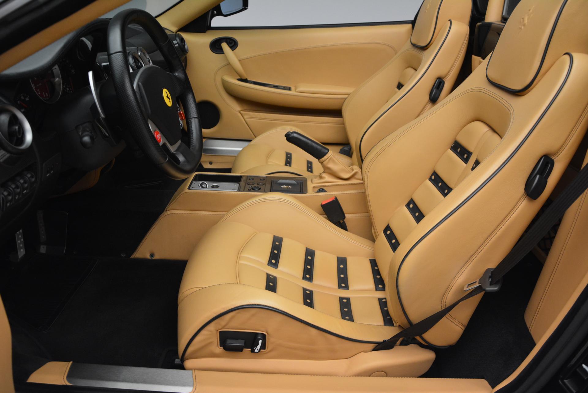Used 2005 Ferrari F430 Spider F1 For Sale In Greenwich, CT. Alfa Romeo of Greenwich, 4264A 121_p26