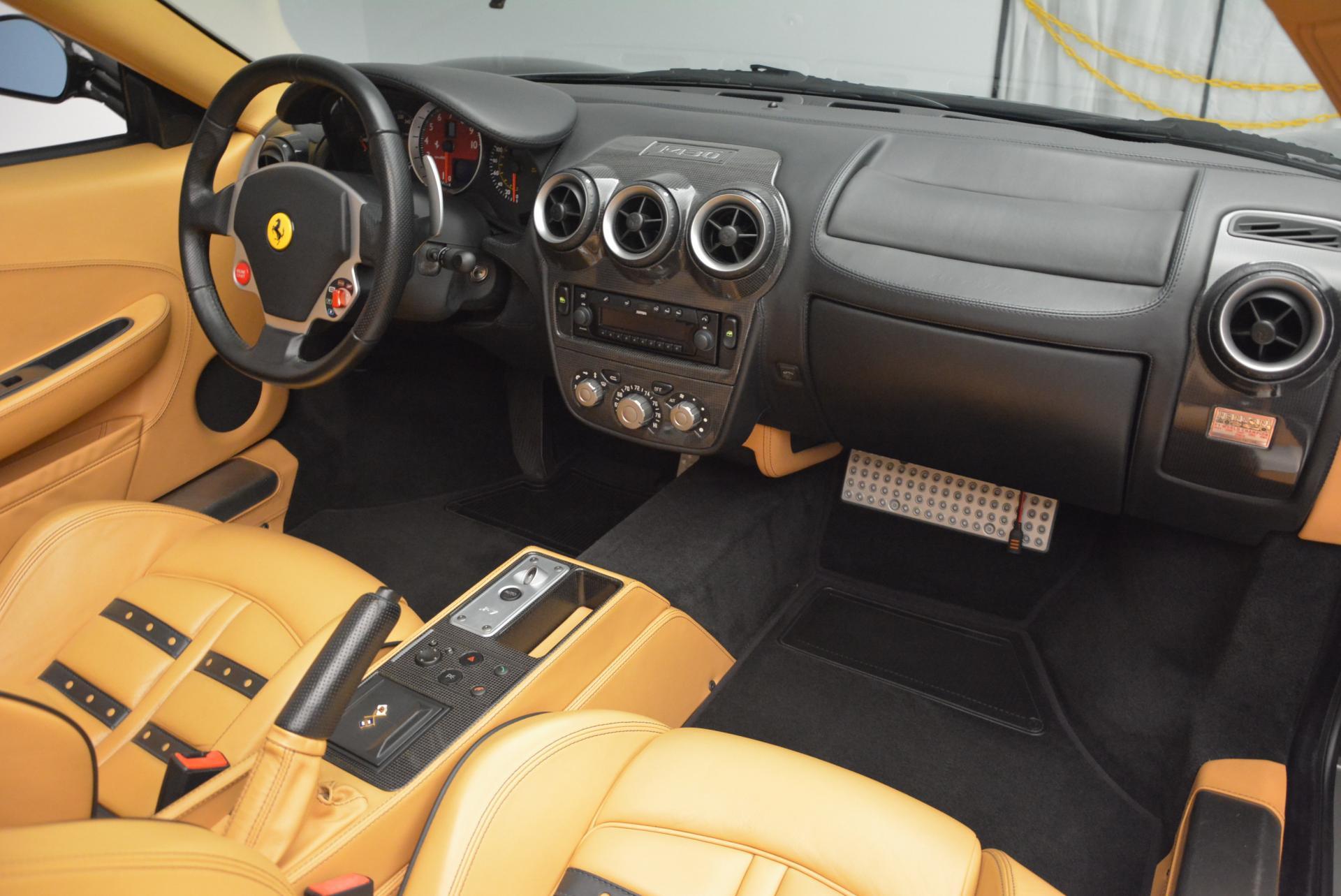 Used 2005 Ferrari F430 Spider F1 For Sale In Greenwich, CT. Alfa Romeo of Greenwich, 4264A 121_p29