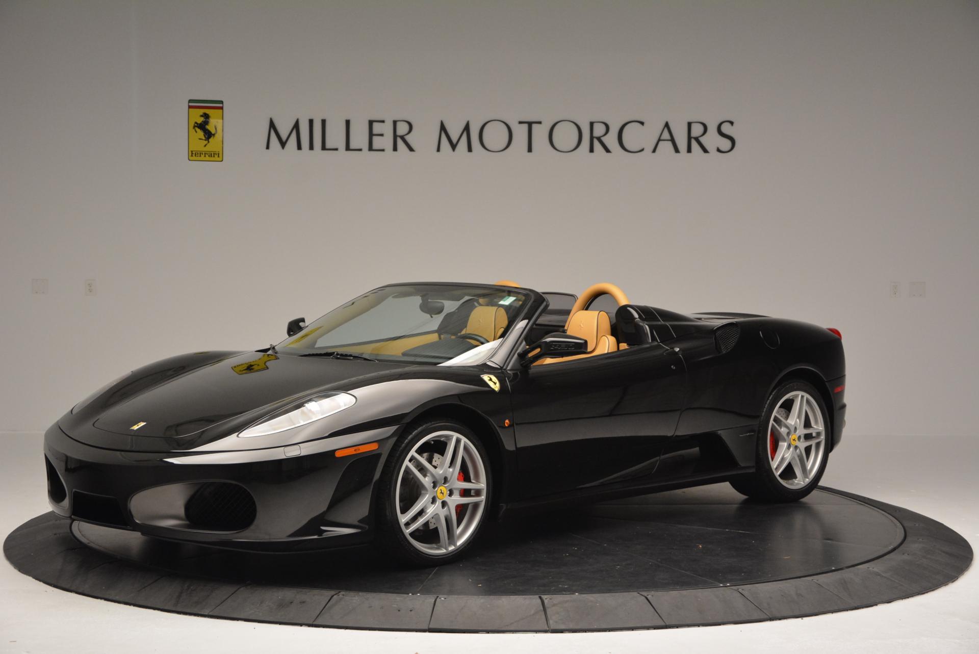 Used 2005 Ferrari F430 Spider F1 For Sale In Greenwich, CT. Alfa Romeo of Greenwich, 4264A 121_p2