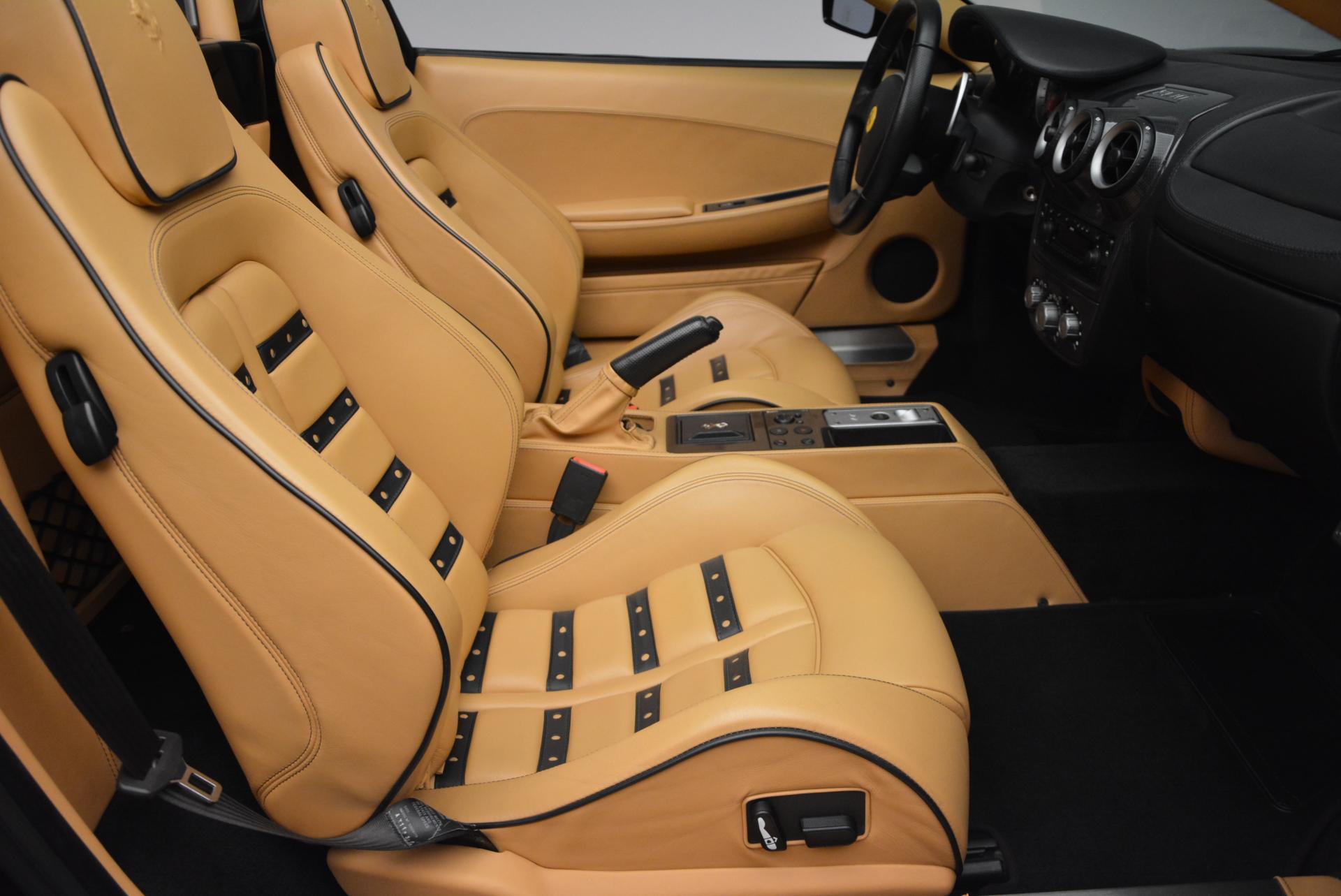 Used 2005 Ferrari F430 Spider F1 For Sale In Greenwich, CT. Alfa Romeo of Greenwich, 4264A 121_p30
