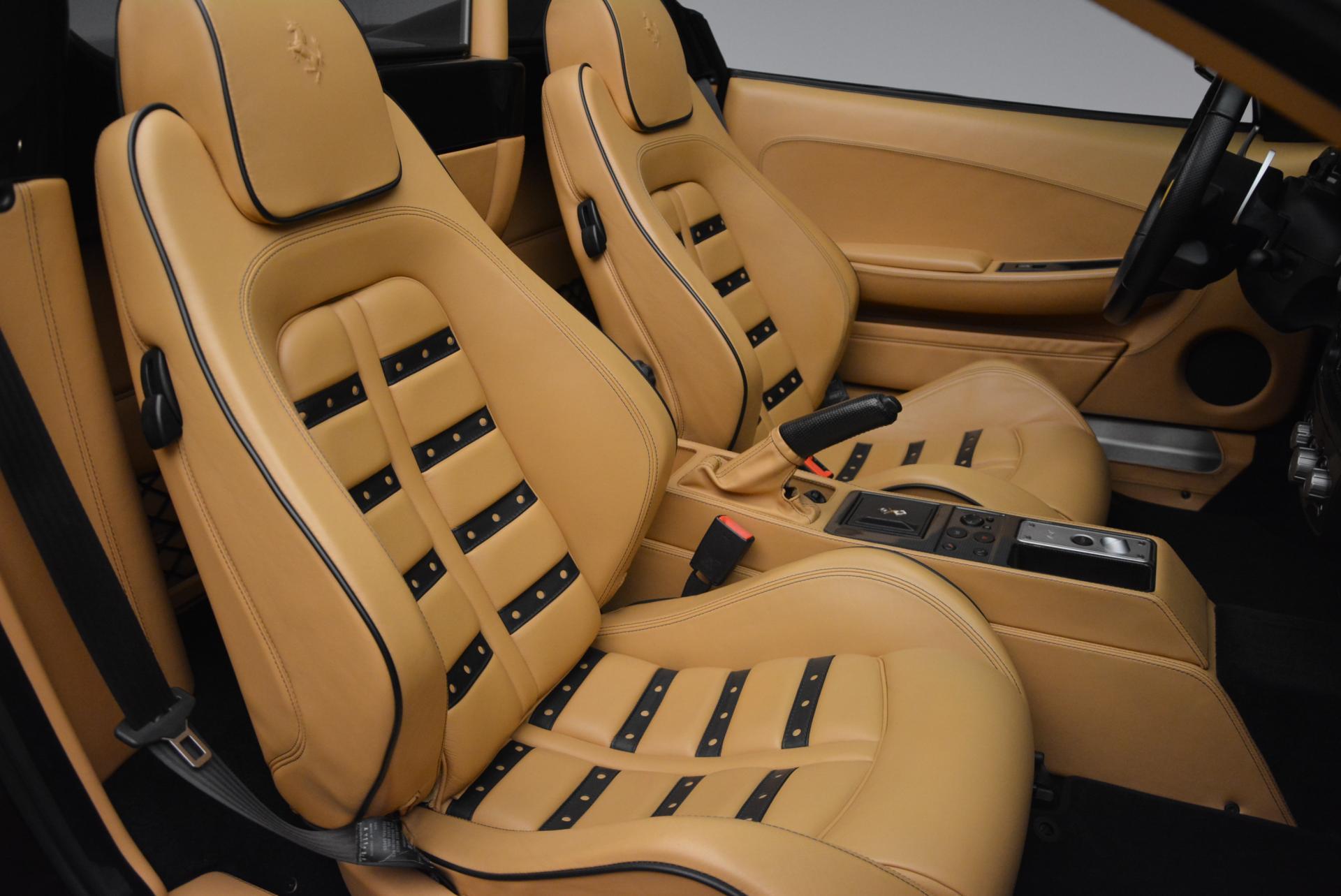 Used 2005 Ferrari F430 Spider F1 For Sale In Greenwich, CT. Alfa Romeo of Greenwich, 4264A 121_p31