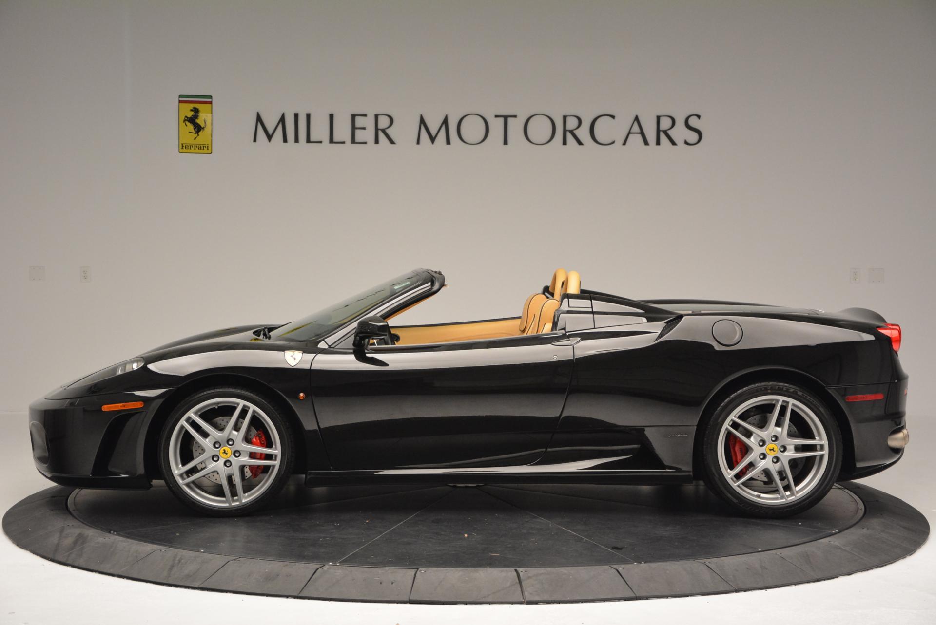 Used 2005 Ferrari F430 Spider F1 For Sale In Greenwich, CT. Alfa Romeo of Greenwich, 4264A 121_p3