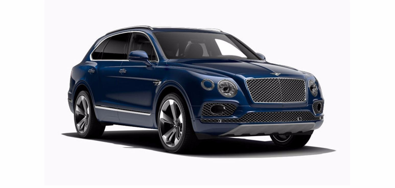 Used 2017 Bentley Bentayga W12 For Sale In Greenwich, CT. Alfa Romeo of Greenwich, 16135