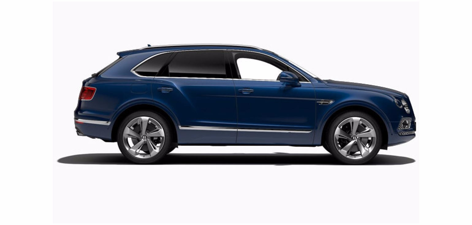 Used 2017 Bentley Bentayga W12 For Sale In Greenwich, CT. Alfa Romeo of Greenwich, 16135 1210_p3