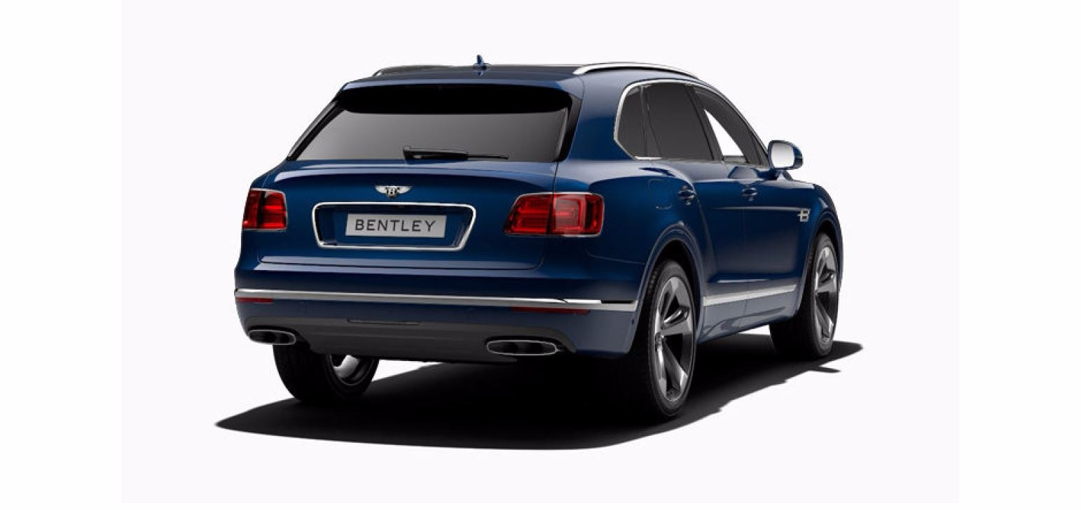 Used 2017 Bentley Bentayga W12 For Sale In Greenwich, CT. Alfa Romeo of Greenwich, 16135 1210_p4