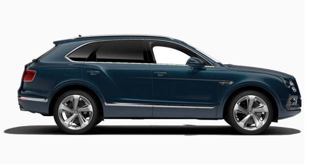 Used 2017 Bentley Bentayga  For Sale In Greenwich, CT. Alfa Romeo of Greenwich, 12599 1213_p3