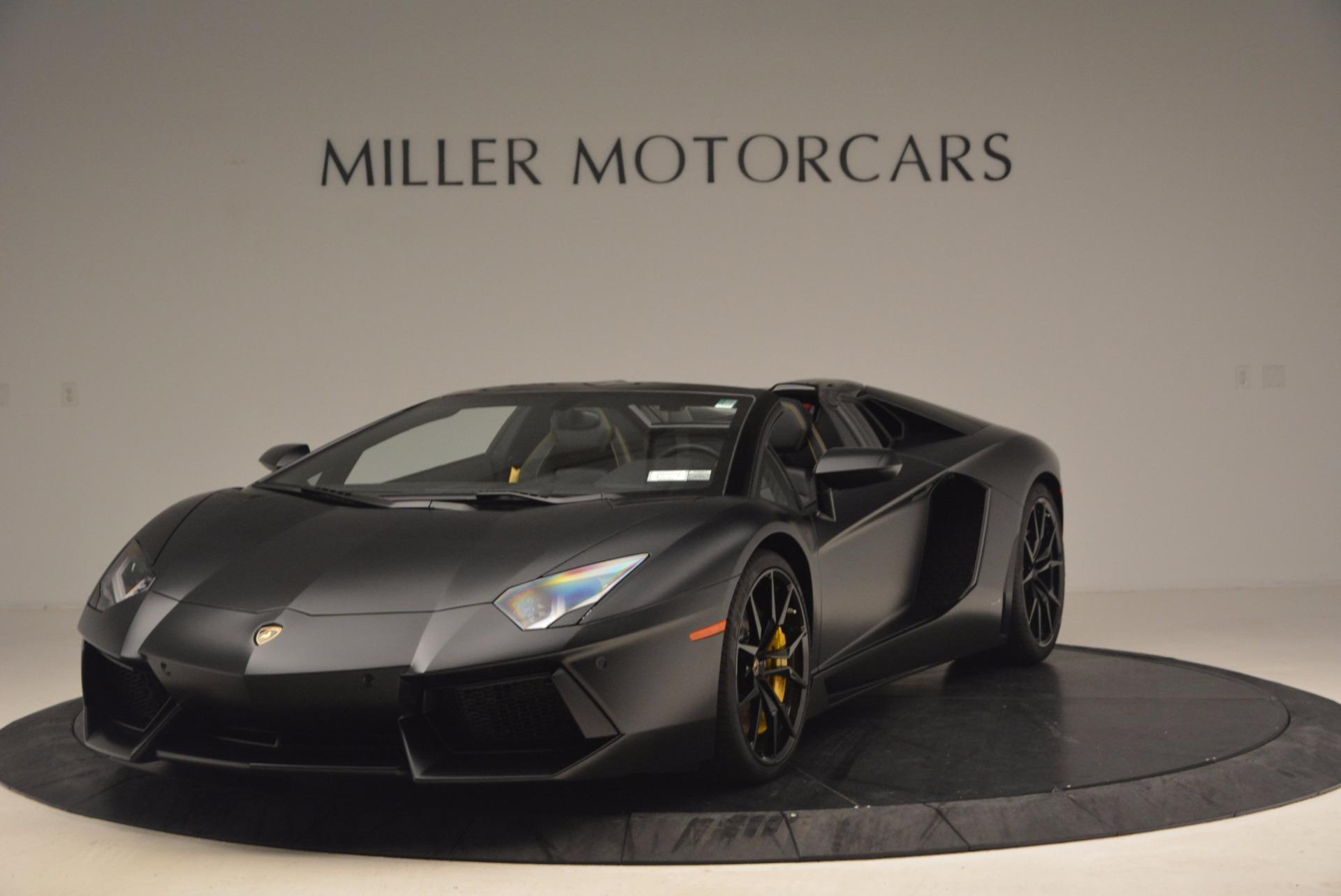 Used 2015 Lamborghini Aventador LP 700-4 For Sale In Greenwich, CT. Alfa Romeo of Greenwich, R404A 1217_main