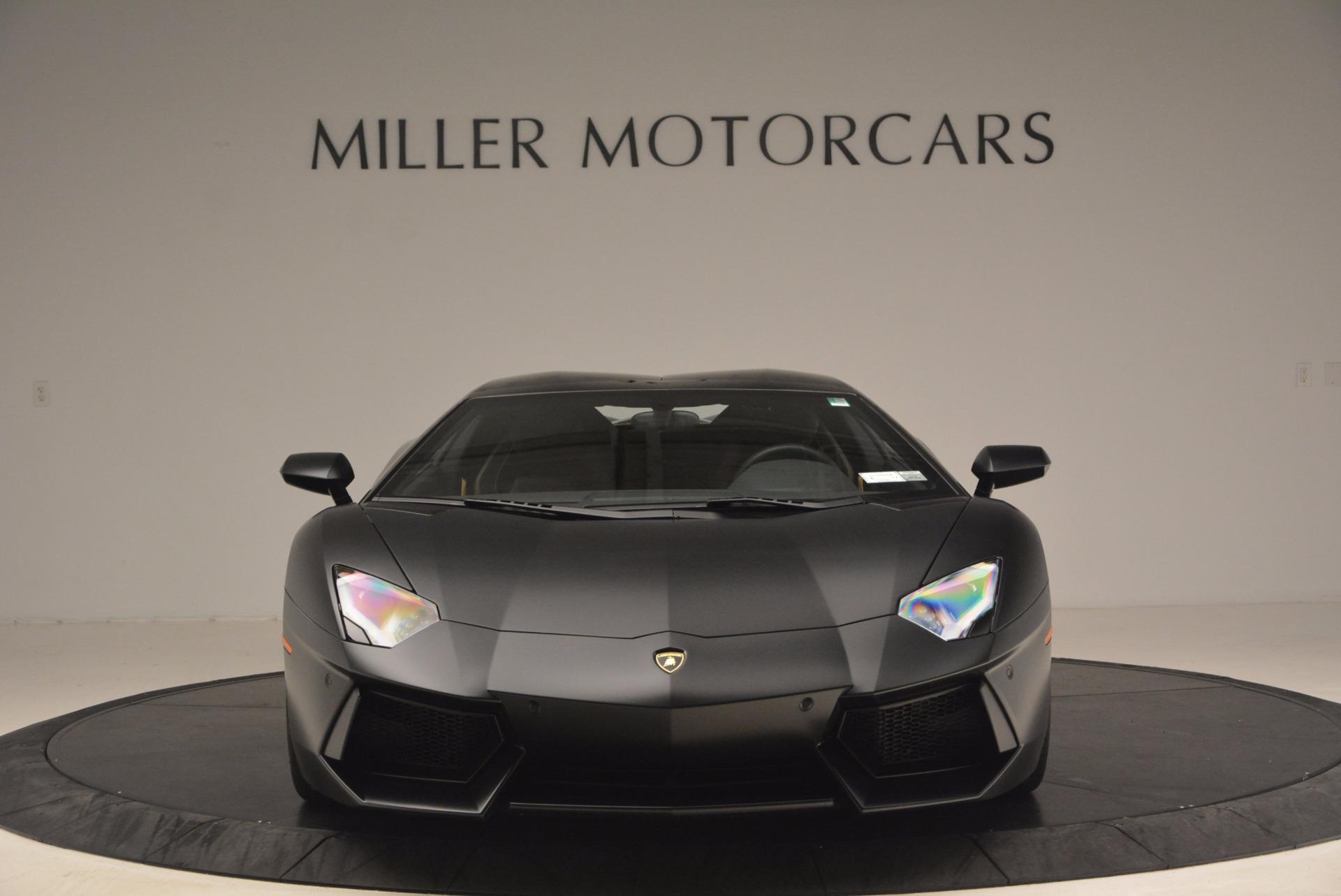 Used 2015 Lamborghini Aventador LP 700-4 For Sale In Greenwich, CT. Alfa Romeo of Greenwich, R404A 1217_p14