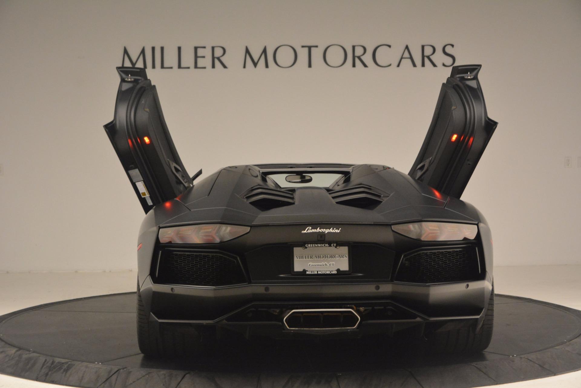 Used 2015 Lamborghini Aventador LP 700-4 For Sale In Greenwich, CT. Alfa Romeo of Greenwich, R404A 1217_p15