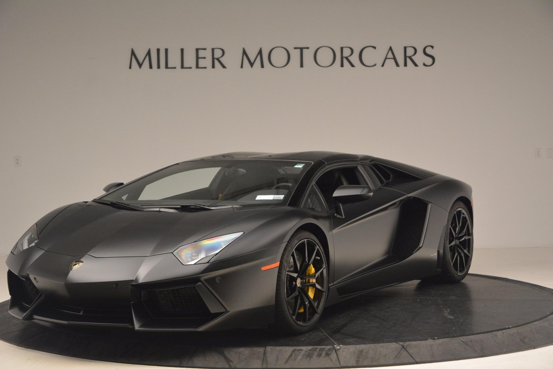 Used 2015 Lamborghini Aventador LP 700-4 For Sale In Greenwich, CT. Alfa Romeo of Greenwich, R404A 1217_p17