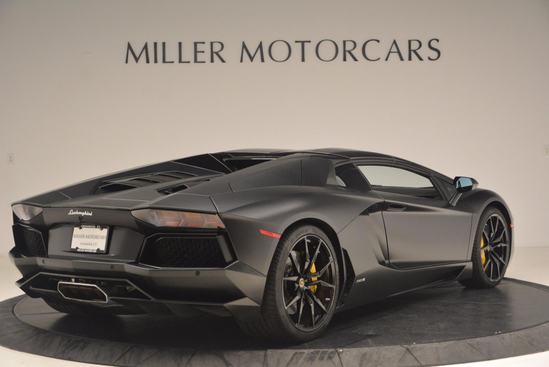 Used 2015 Lamborghini Aventador LP 700-4 For Sale In Greenwich, CT. Alfa Romeo of Greenwich, R404A 1217_p19