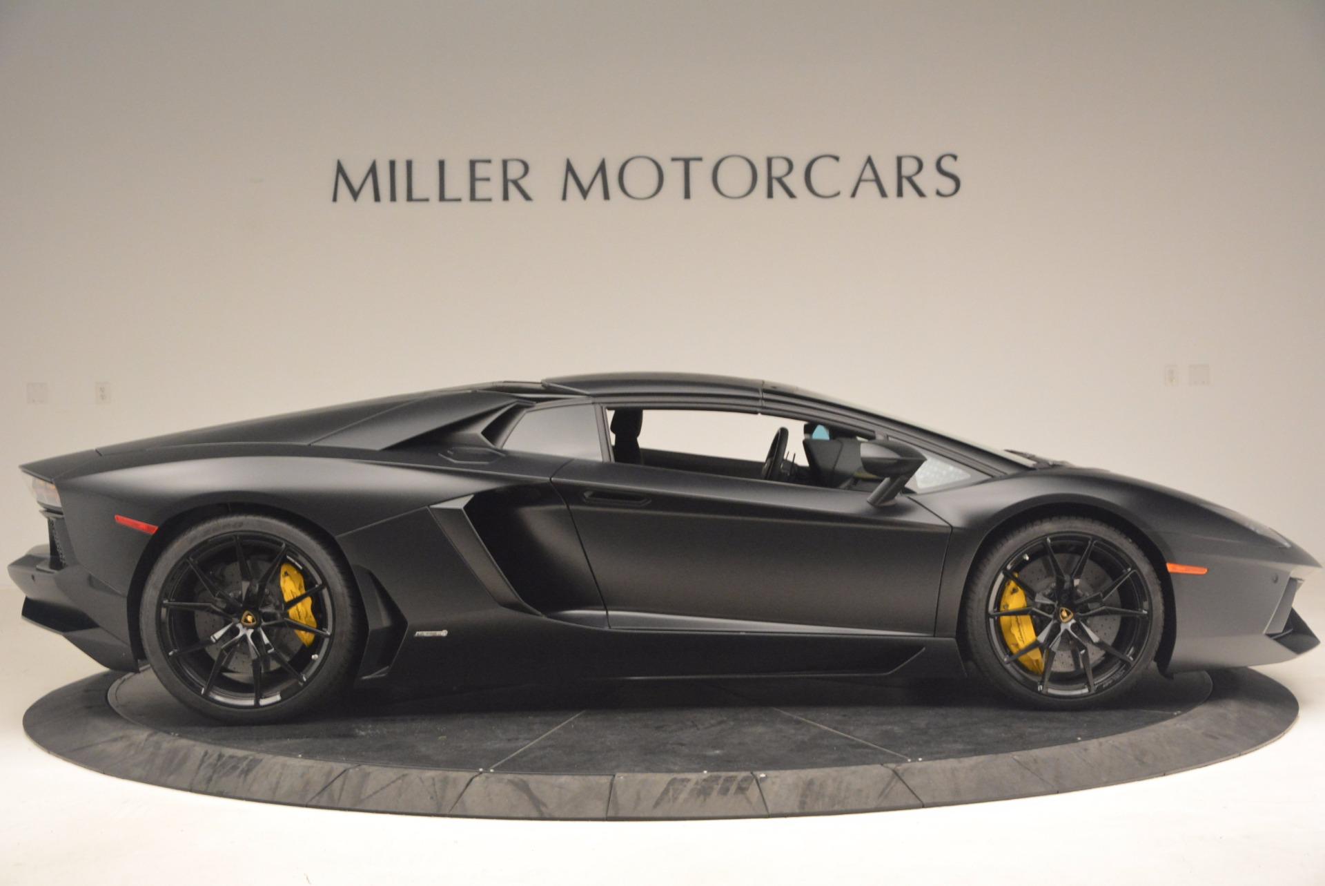 Used 2015 Lamborghini Aventador LP 700-4 For Sale In Greenwich, CT. Alfa Romeo of Greenwich, R404A 1217_p20