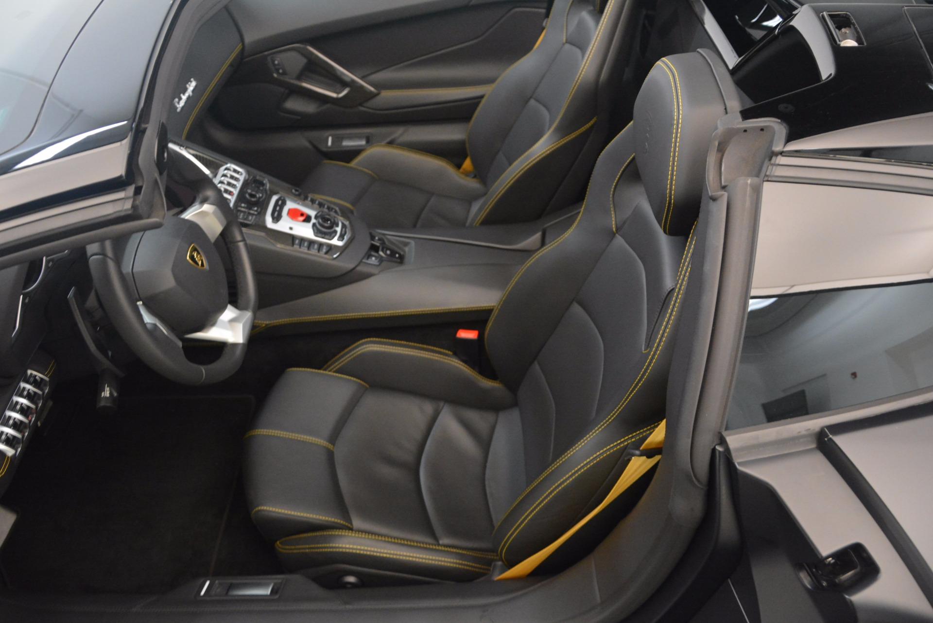 Used 2015 Lamborghini Aventador LP 700-4 For Sale In Greenwich, CT. Alfa Romeo of Greenwich, R404A 1217_p22