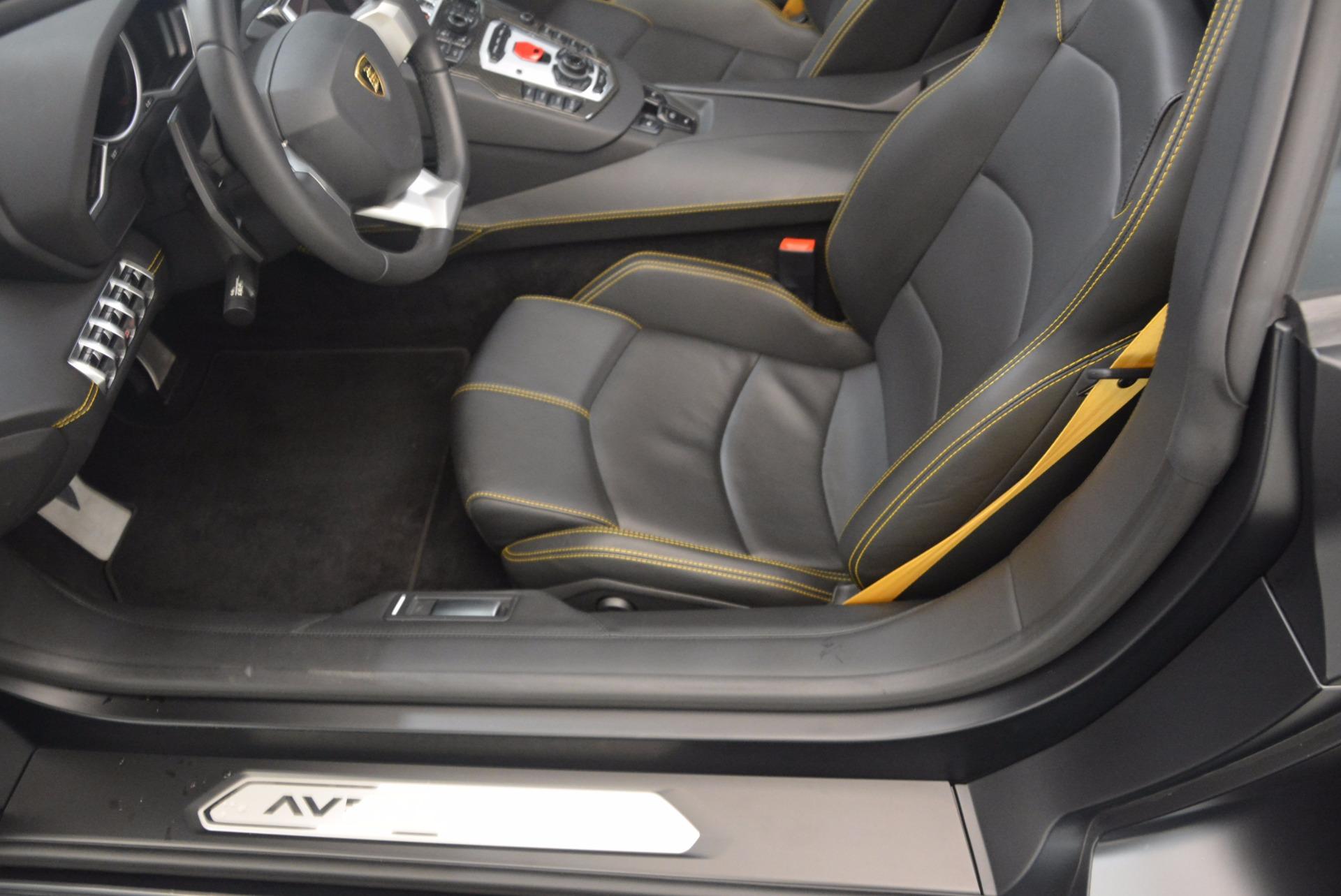 Used 2015 Lamborghini Aventador LP 700-4 For Sale In Greenwich, CT. Alfa Romeo of Greenwich, R404A 1217_p23