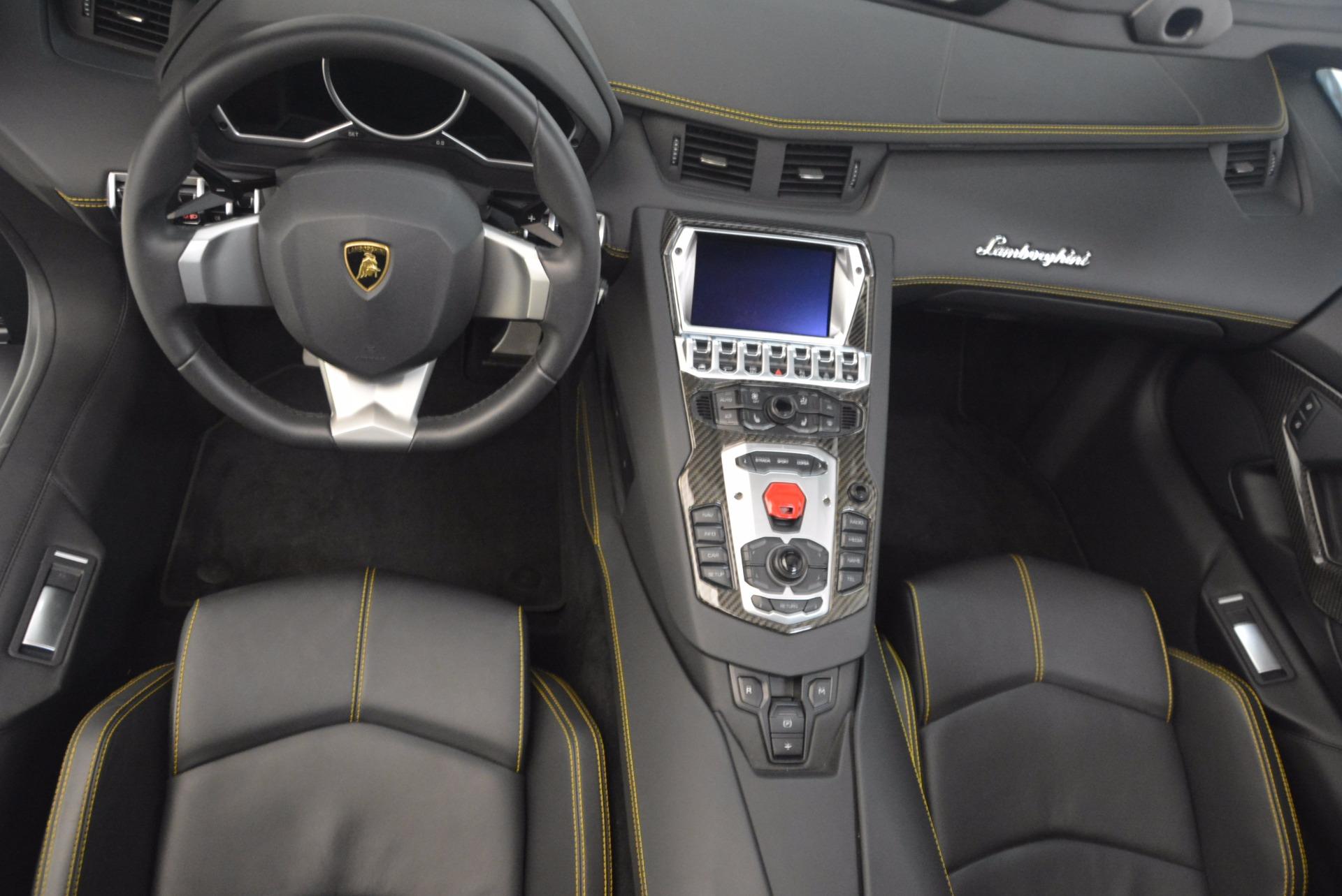 Used 2015 Lamborghini Aventador LP 700-4 For Sale In Greenwich, CT. Alfa Romeo of Greenwich, R404A 1217_p25