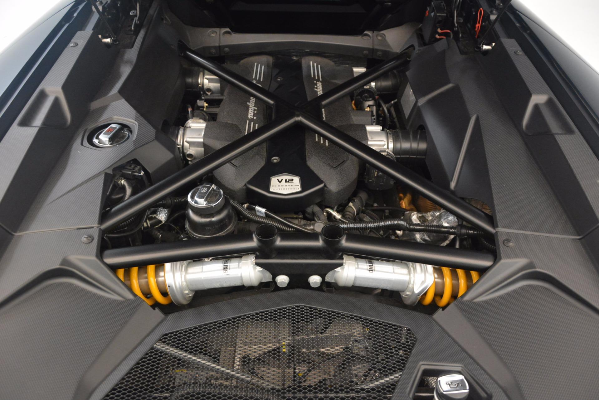 Used 2015 Lamborghini Aventador LP 700-4 For Sale In Greenwich, CT. Alfa Romeo of Greenwich, R404A 1217_p26