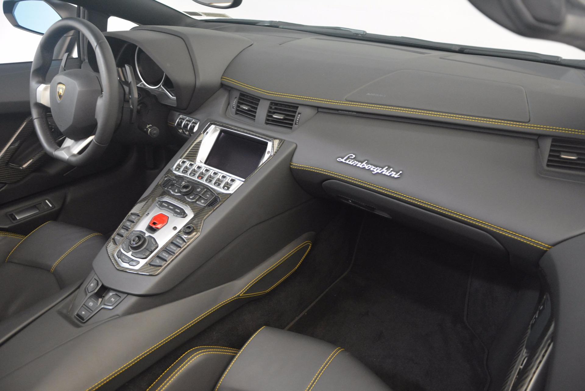 Used 2015 Lamborghini Aventador LP 700-4 For Sale In Greenwich, CT. Alfa Romeo of Greenwich, R404A 1217_p29