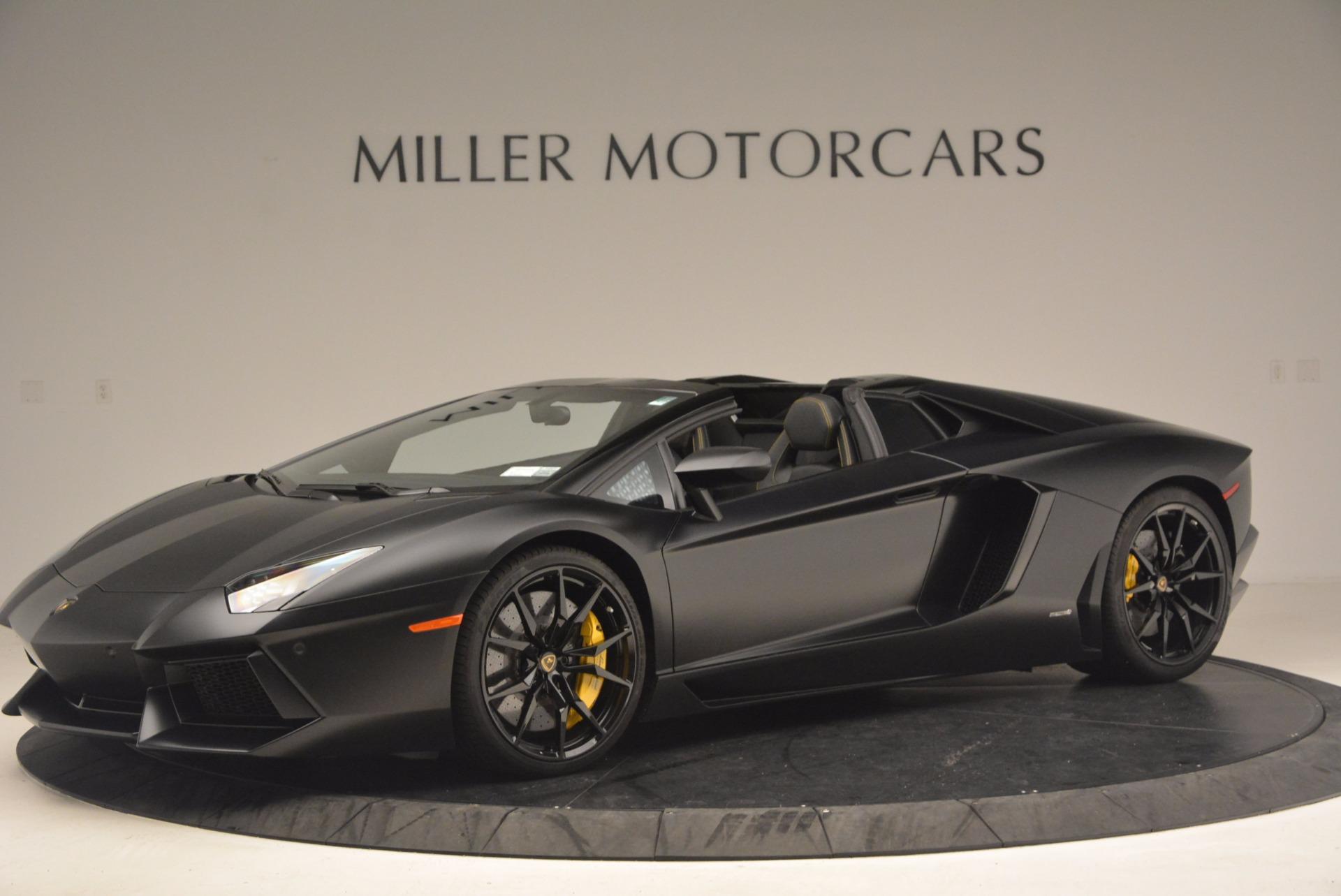 Used 2015 Lamborghini Aventador LP 700-4 For Sale In Greenwich, CT. Alfa Romeo of Greenwich, R404A 1217_p2