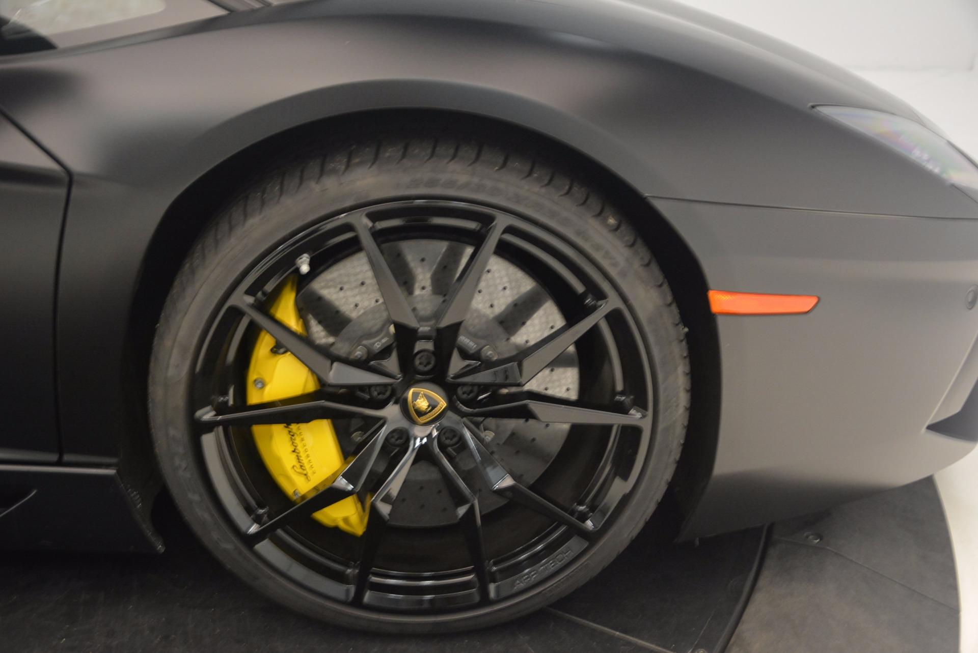 Used 2015 Lamborghini Aventador LP 700-4 For Sale In Greenwich, CT. Alfa Romeo of Greenwich, R404A 1217_p32