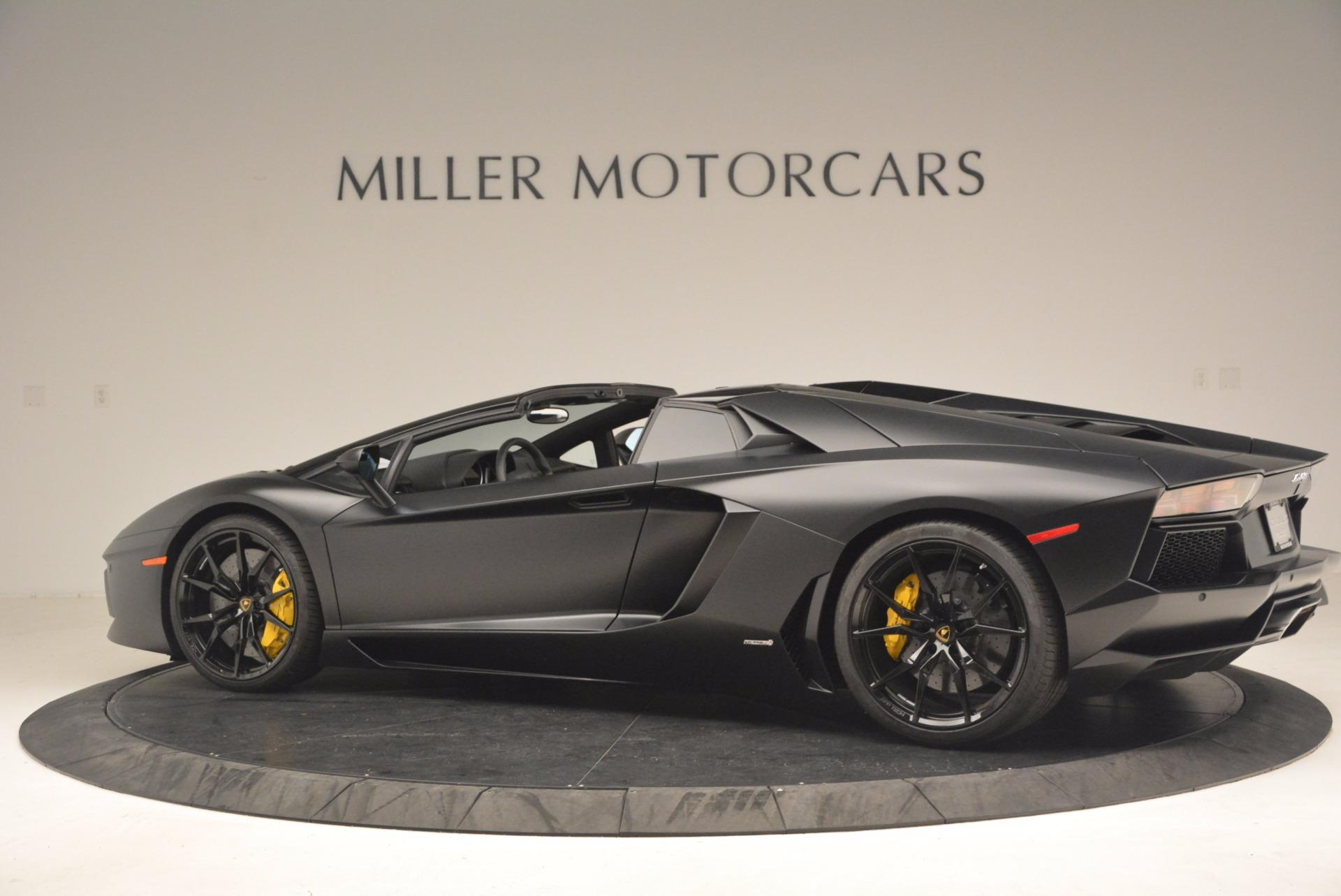 Used 2015 Lamborghini Aventador LP 700-4 For Sale In Greenwich, CT. Alfa Romeo of Greenwich, R404A 1217_p4
