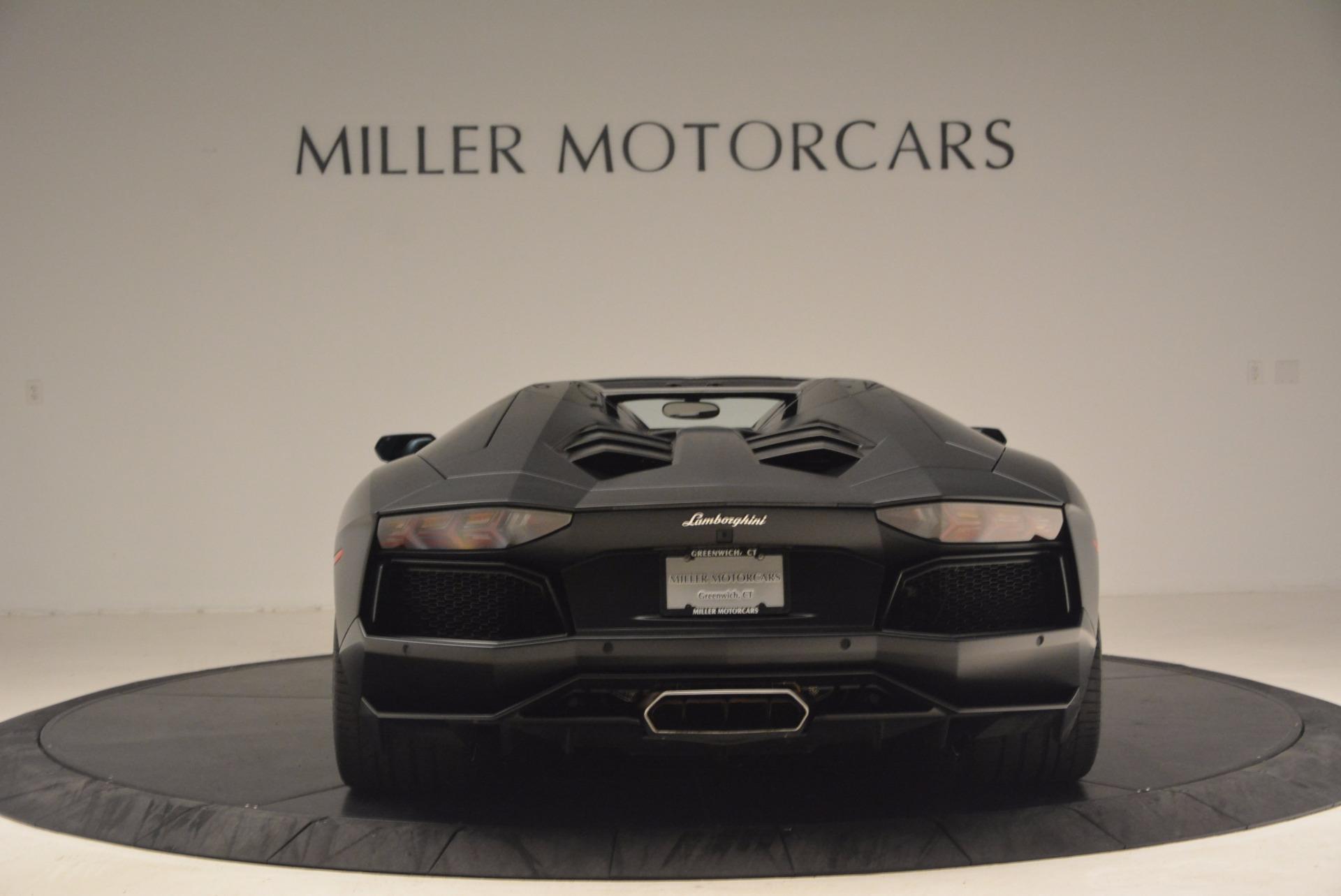 Used 2015 Lamborghini Aventador LP 700-4 For Sale In Greenwich, CT. Alfa Romeo of Greenwich, R404A 1217_p7