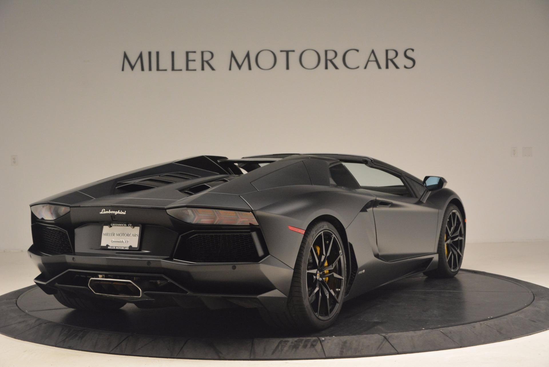 Used 2015 Lamborghini Aventador LP 700-4 For Sale In Greenwich, CT. Alfa Romeo of Greenwich, R404A 1217_p8