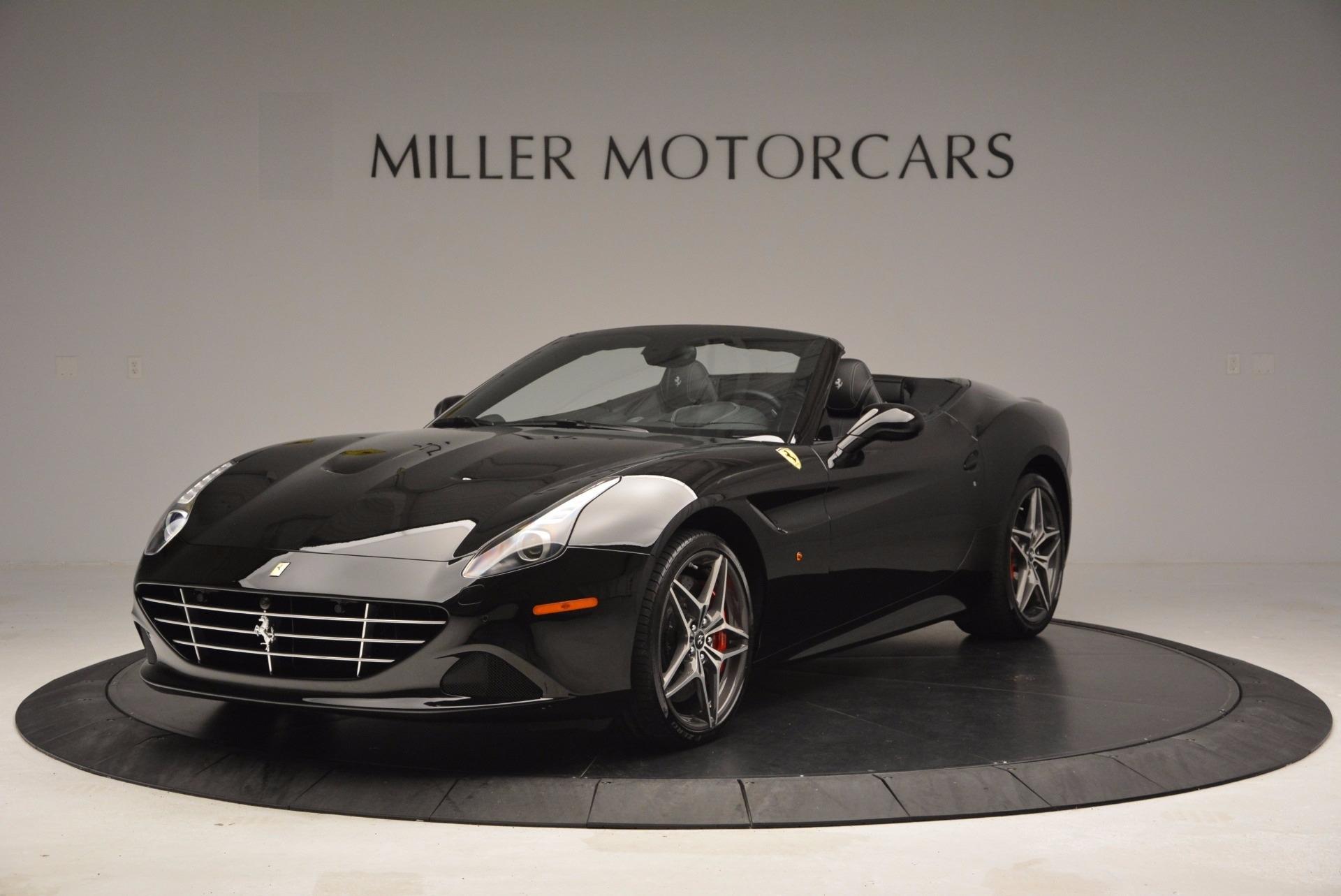 Used 2015 Ferrari California T  For Sale In Greenwich, CT. Alfa Romeo of Greenwich, 4394 1218_main