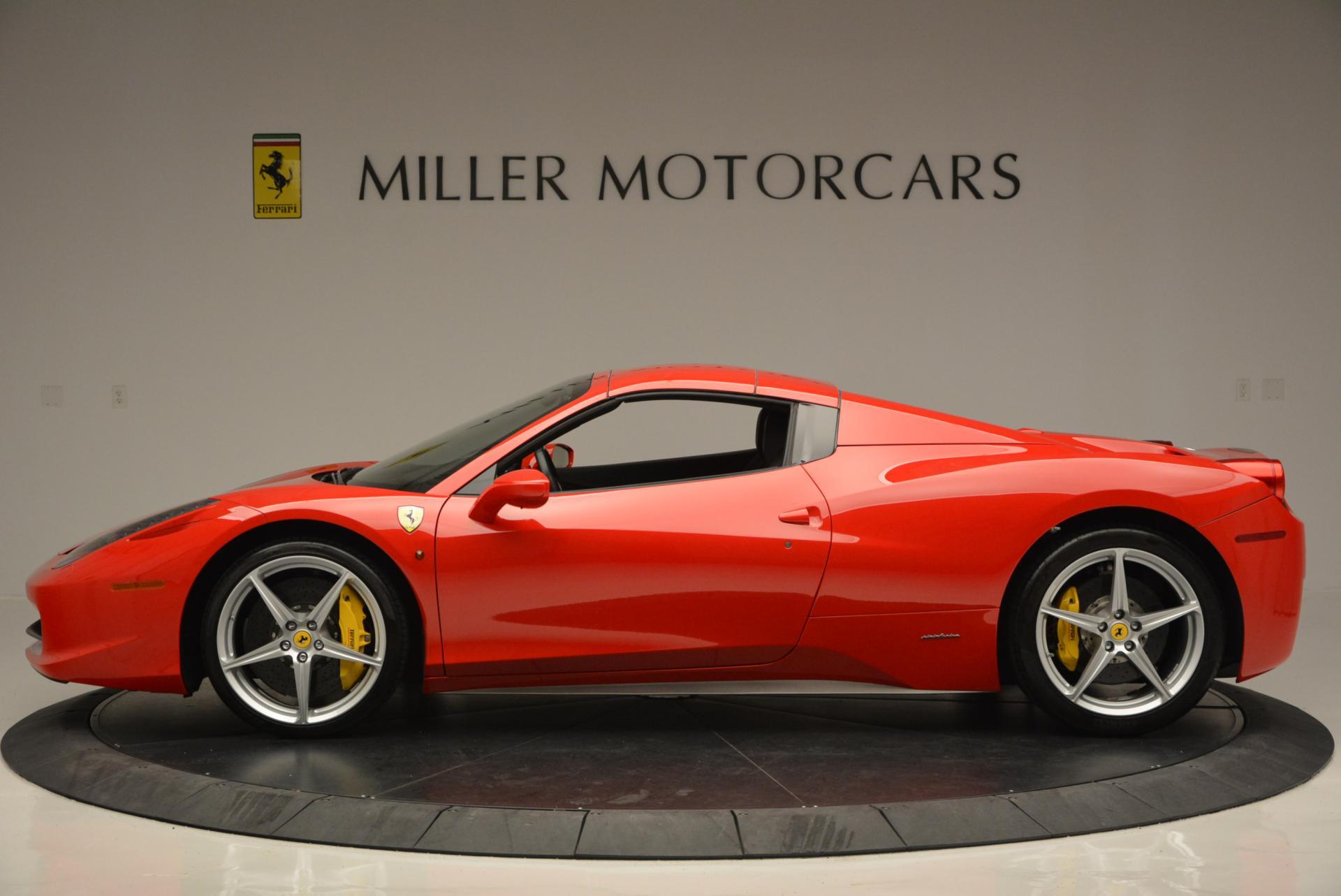 Used 2014 Ferrari 458 Spider  For Sale In Greenwich, CT. Alfa Romeo of Greenwich, 4315 122_p15