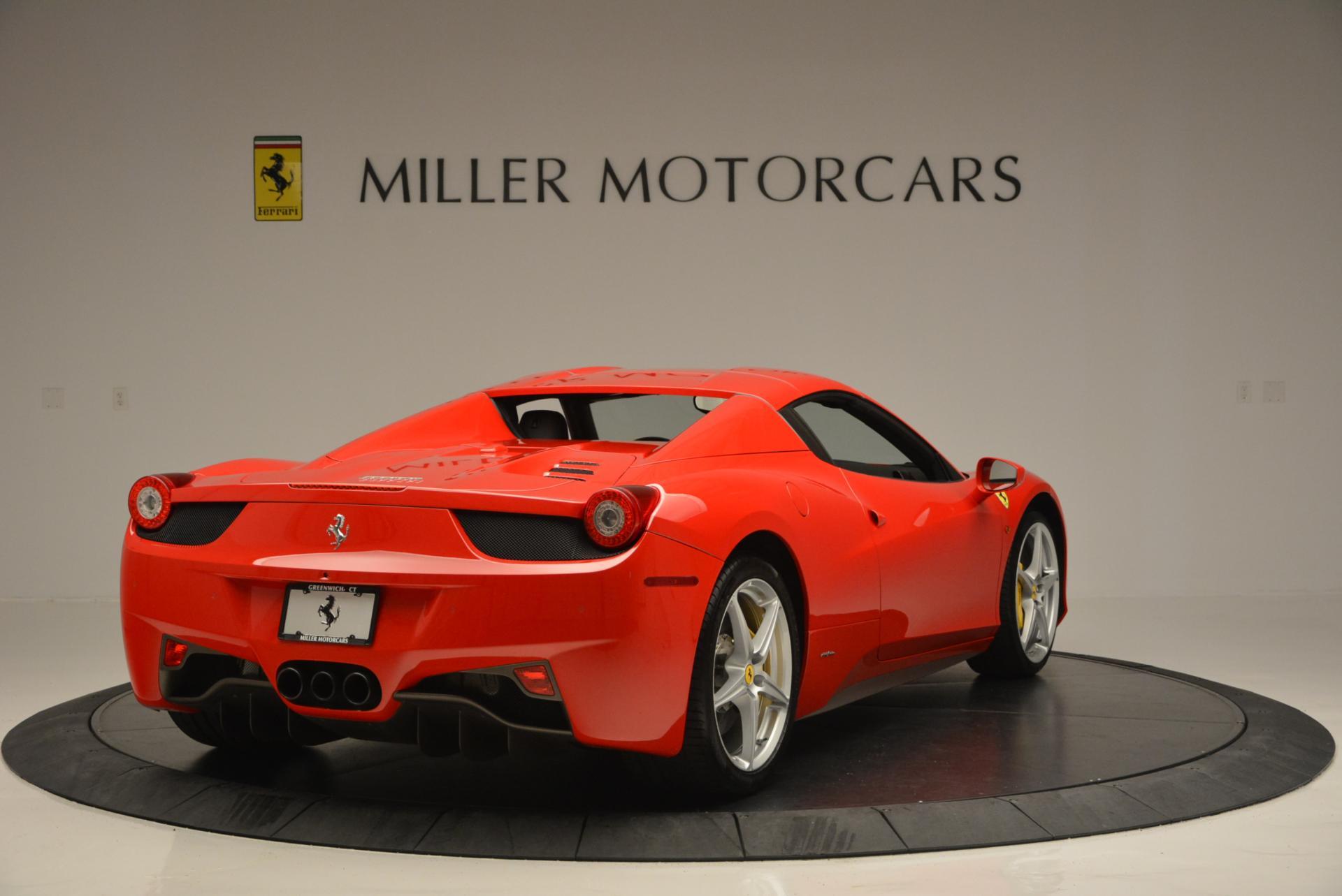 Used 2014 Ferrari 458 Spider  For Sale In Greenwich, CT. Alfa Romeo of Greenwich, 4315 122_p19