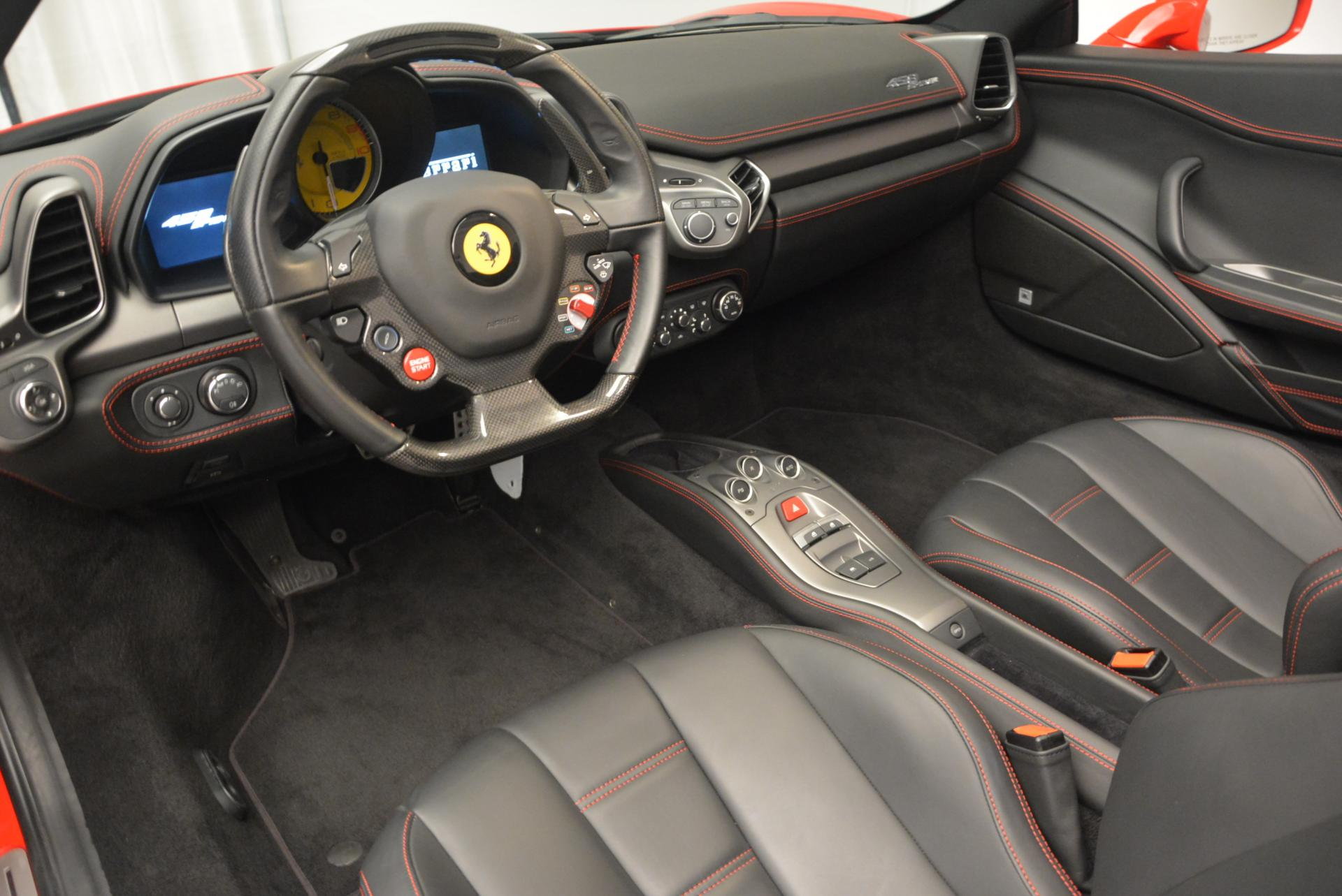 Used 2014 Ferrari 458 Spider  For Sale In Greenwich, CT. Alfa Romeo of Greenwich, 4315 122_p25