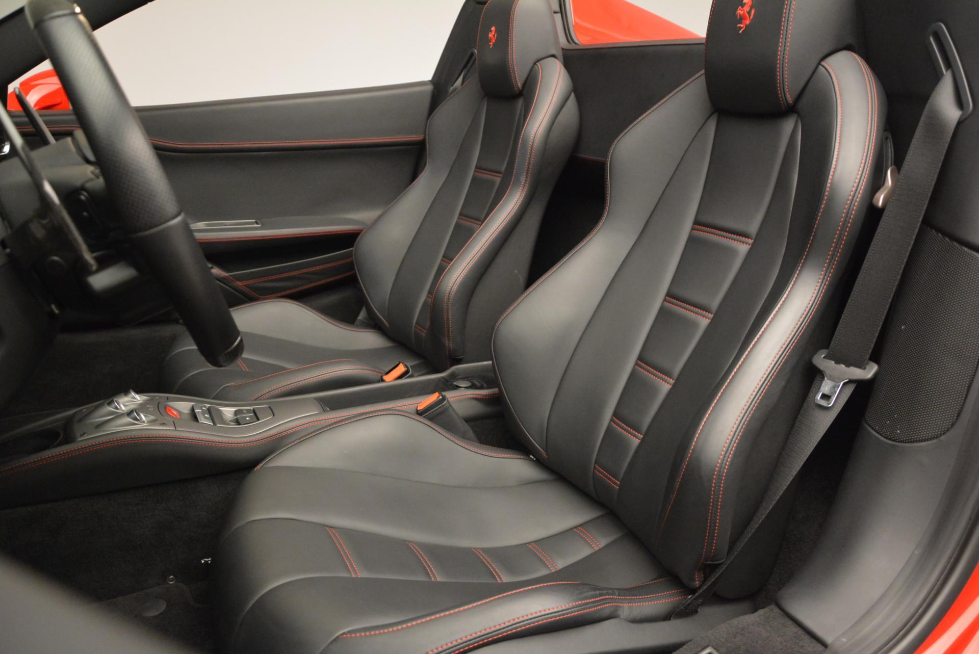 Used 2014 Ferrari 458 Spider  For Sale In Greenwich, CT. Alfa Romeo of Greenwich, 4315 122_p27