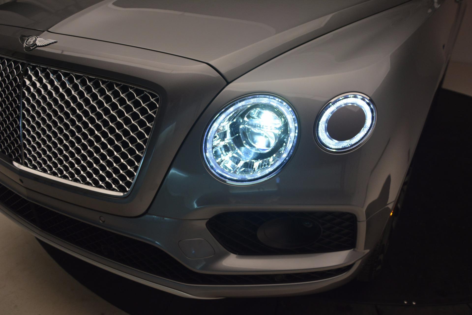 New 2018 Bentley Bentayga Onyx For Sale In Greenwich, CT. Alfa Romeo of Greenwich, B1256 1220_p17