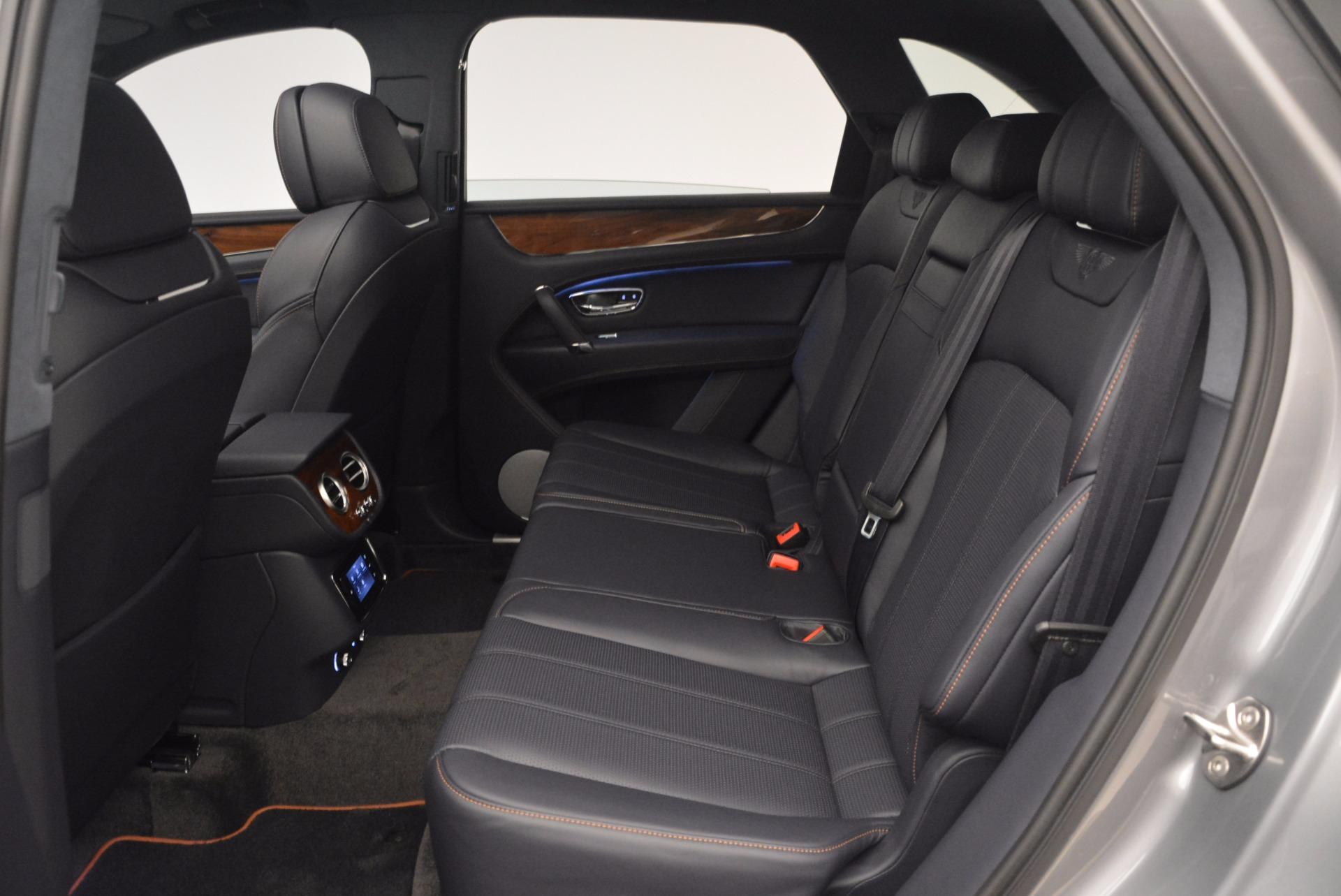 New 2018 Bentley Bentayga Onyx For Sale In Greenwich, CT. Alfa Romeo of Greenwich, B1256 1220_p30