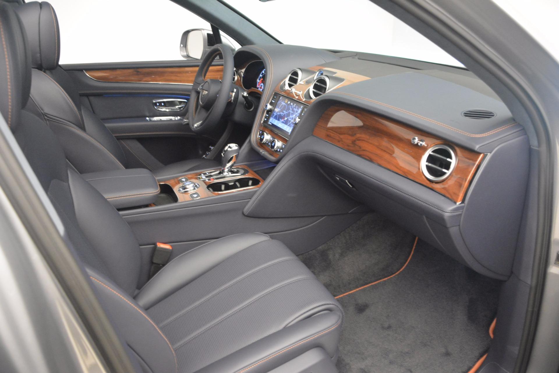 New 2018 Bentley Bentayga Onyx For Sale In Greenwich, CT. Alfa Romeo of Greenwich, B1256 1220_p40