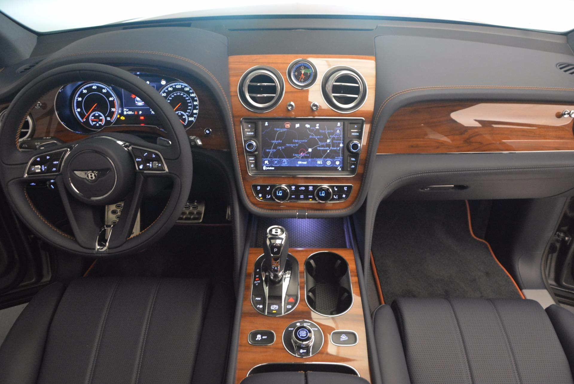 New 2018 Bentley Bentayga Onyx For Sale In Greenwich, CT. Alfa Romeo of Greenwich, B1256 1220_p42