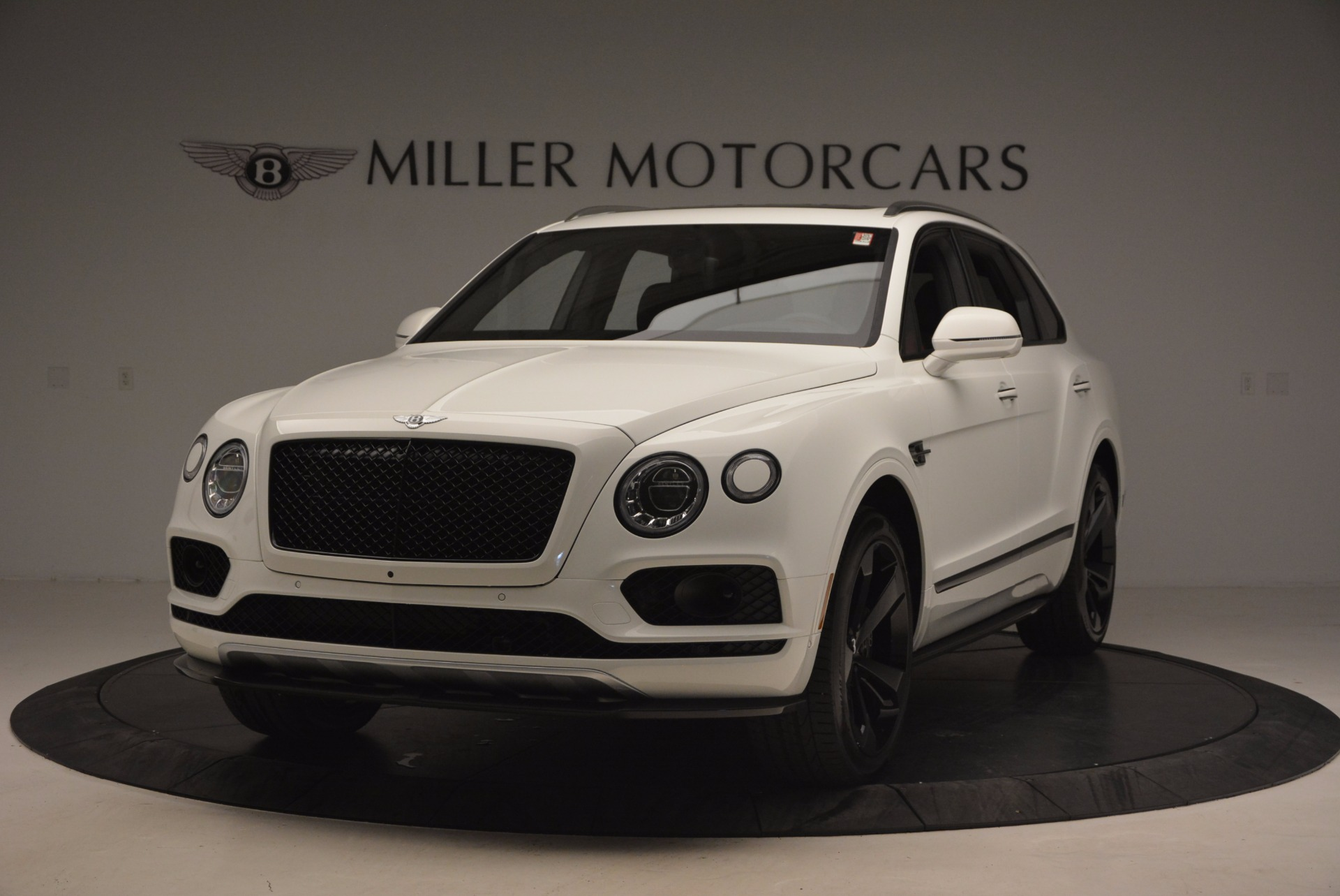 New 2018 Bentley Bentayga Black Edition For Sale In Greenwich, CT. Alfa Romeo of Greenwich, B1265 1221_main