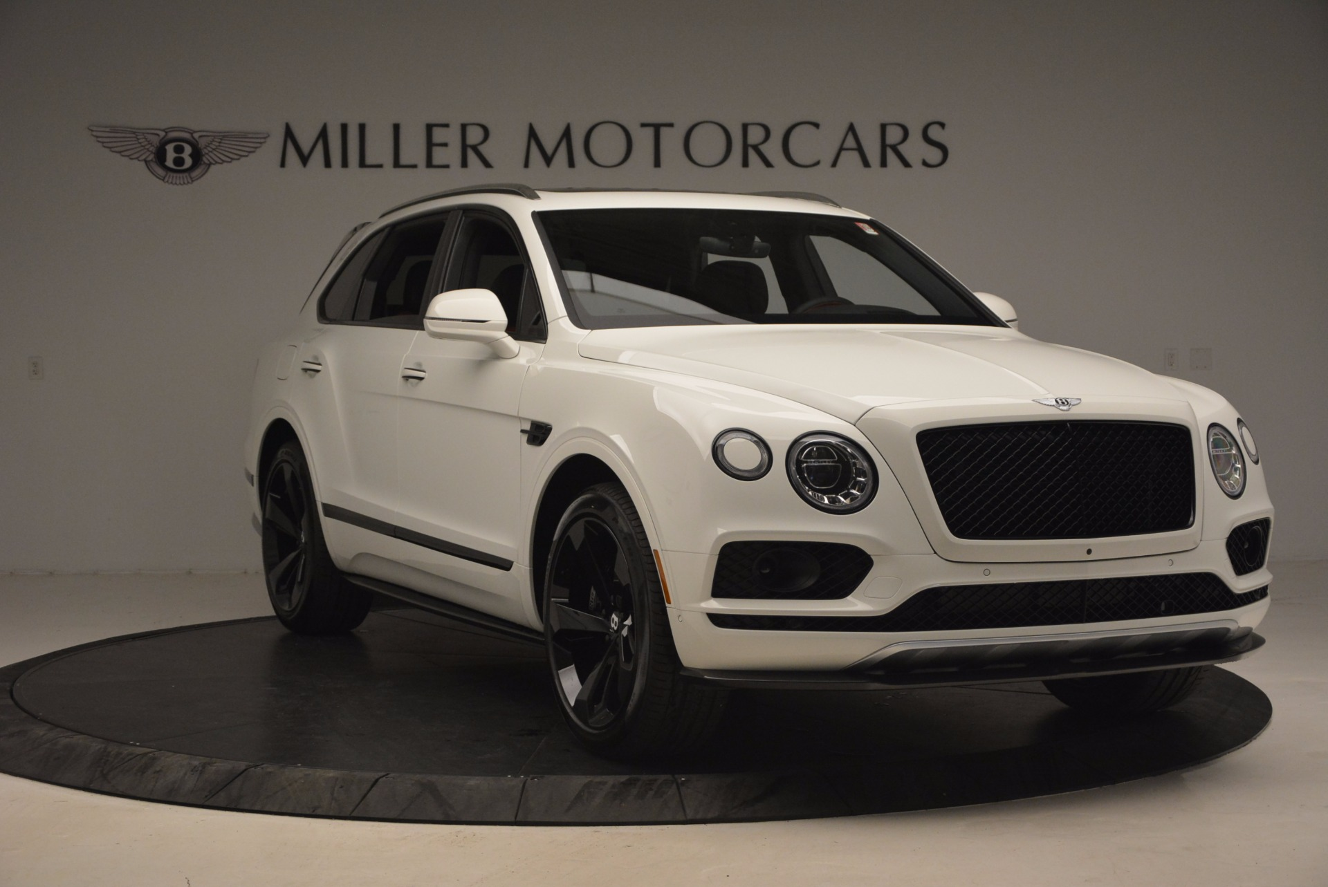 New 2018 Bentley Bentayga Black Edition For Sale In Greenwich, CT. Alfa Romeo of Greenwich, B1265 1221_p11