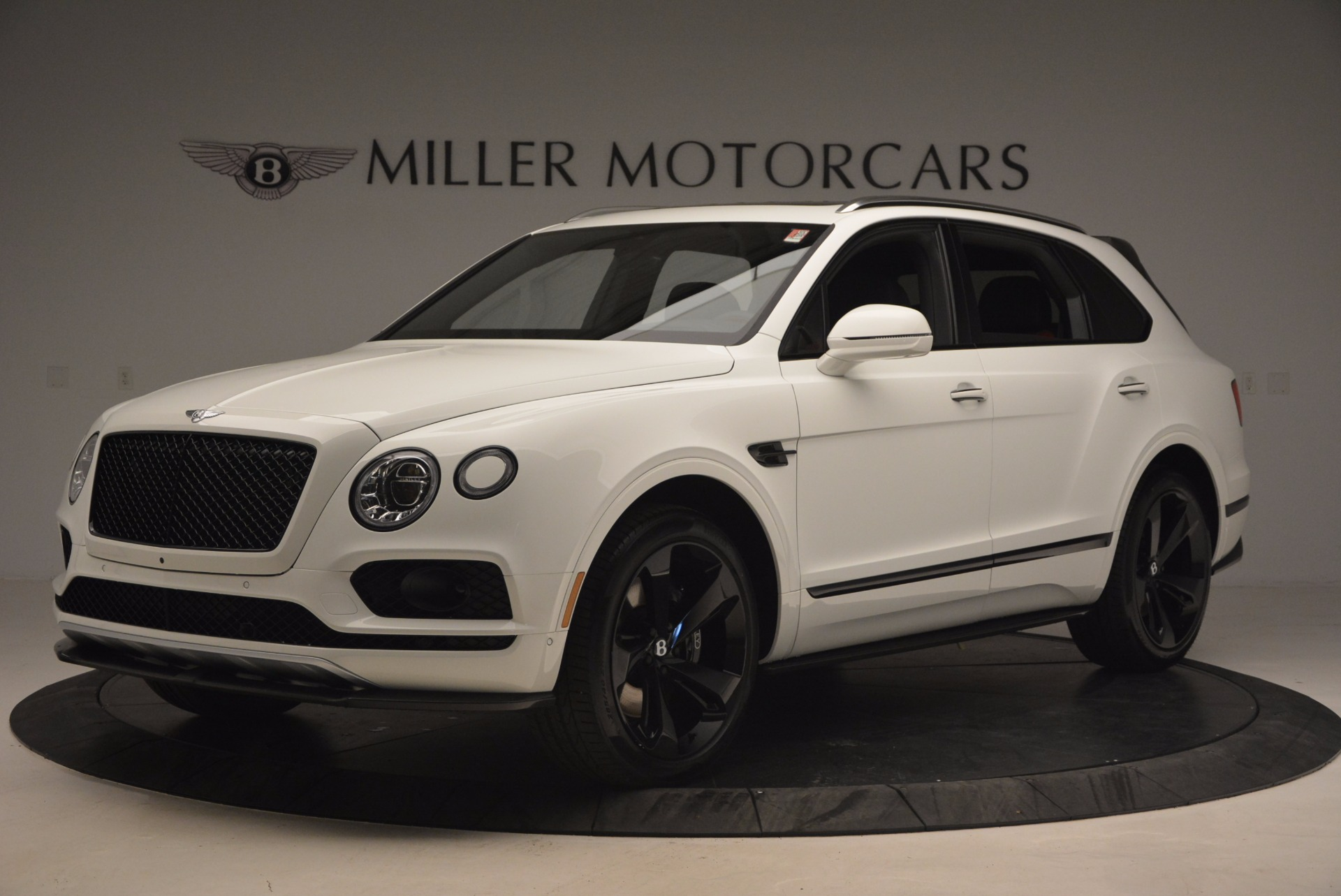 New 2018 Bentley Bentayga Black Edition For Sale In Greenwich, CT. Alfa Romeo of Greenwich, B1265 1221_p2