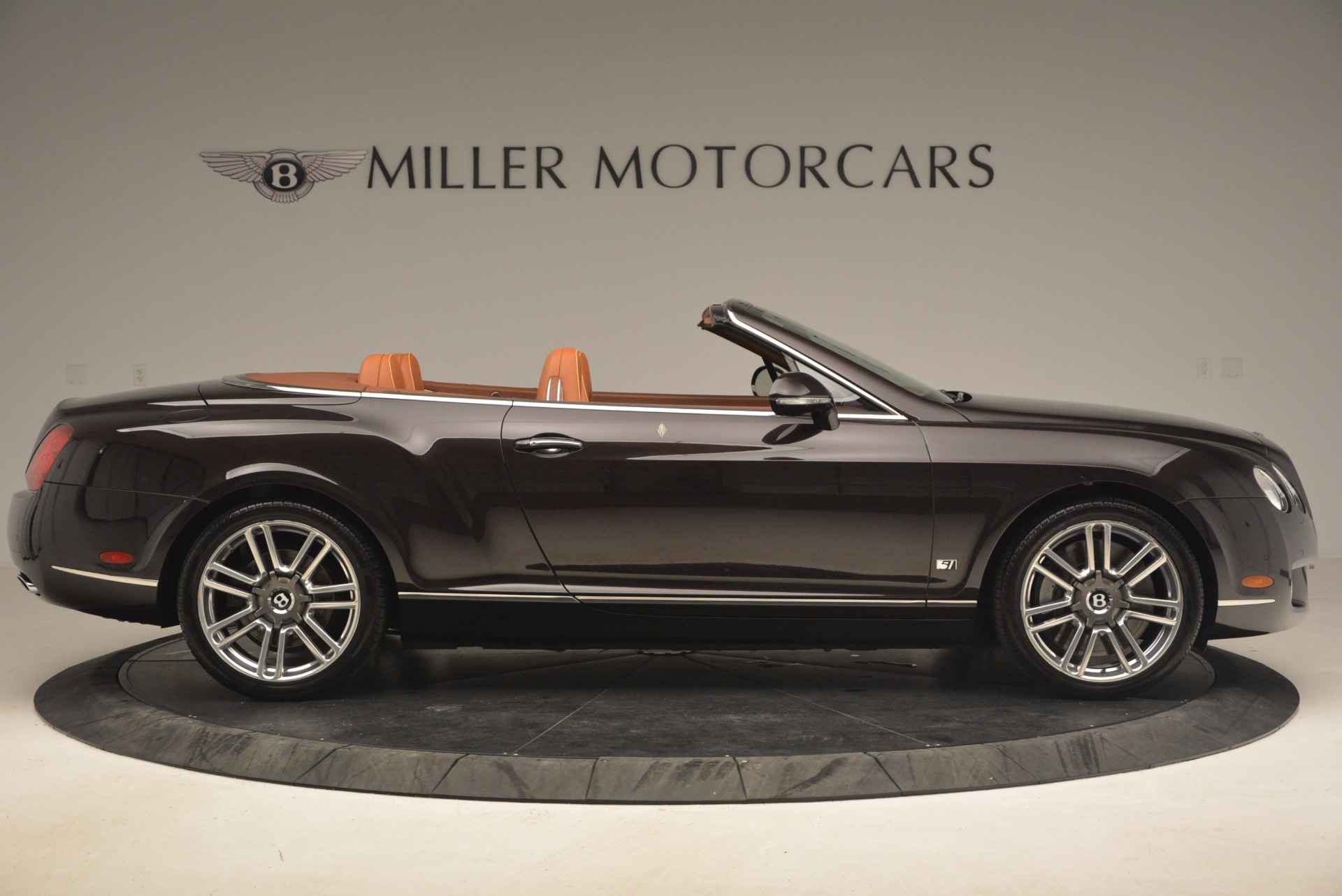 Used 2010 Bentley Continental GT Series 51 For Sale In Greenwich, CT. Alfa Romeo of Greenwich, 7219 1222_p9