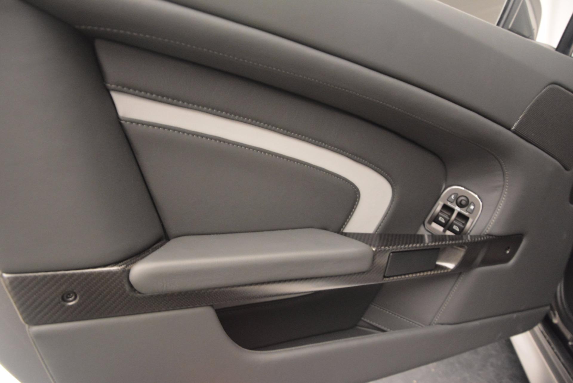 Used 2017 Aston Martin V12 Vantage S  For Sale In Greenwich, CT. Alfa Romeo of Greenwich, A1230B 1223_p16