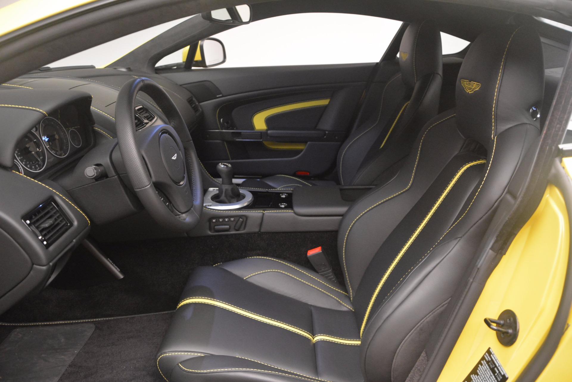 New 2017 Aston Martin V12 Vantage S  For Sale In Greenwich, CT. Alfa Romeo of Greenwich, A1202 1224_p12