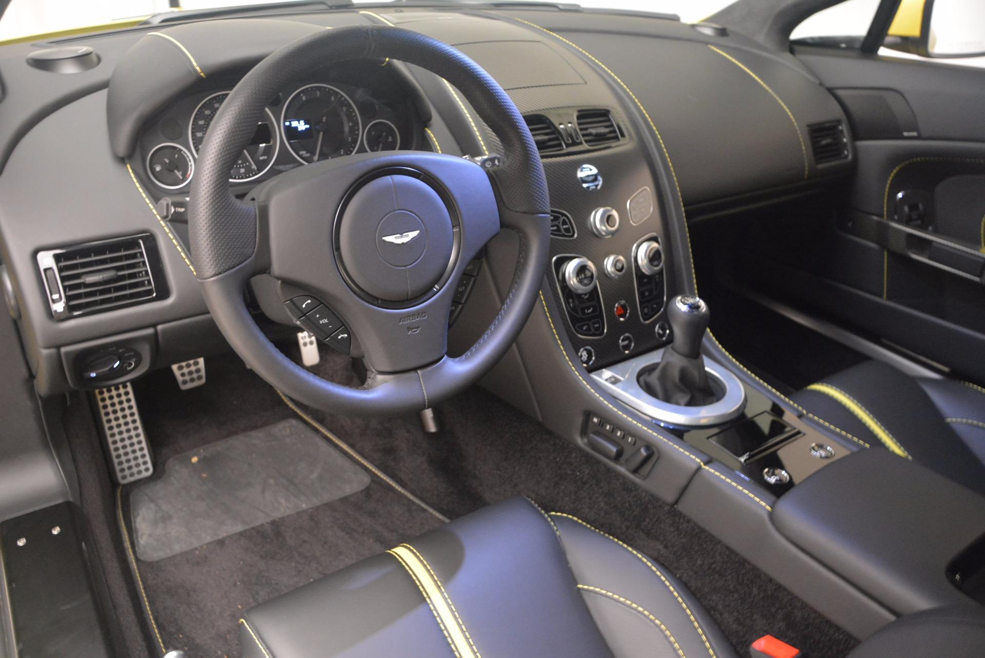 New 2017 Aston Martin V12 Vantage S  For Sale In Greenwich, CT. Alfa Romeo of Greenwich, A1202 1224_p13