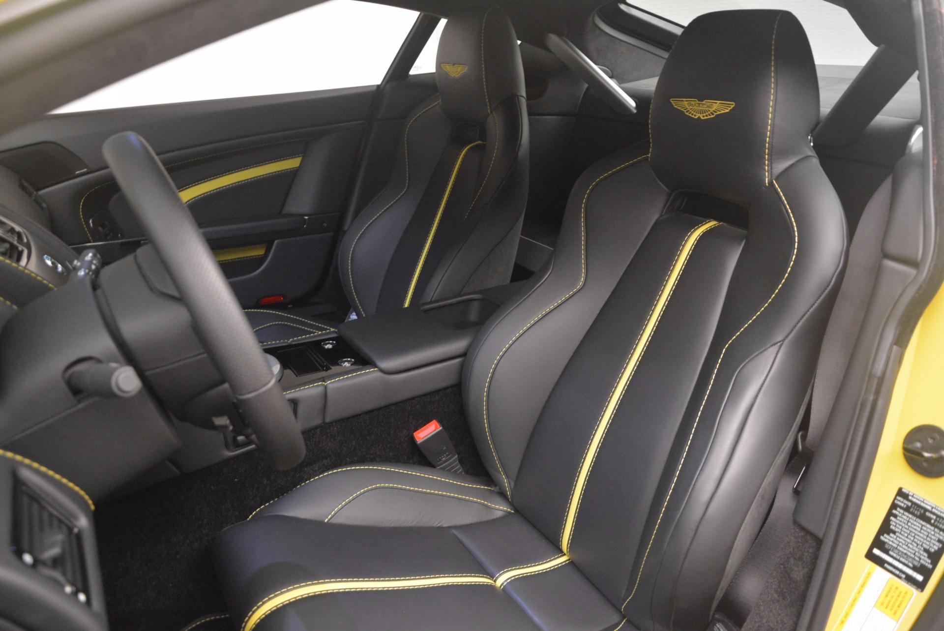 New 2017 Aston Martin V12 Vantage S  For Sale In Greenwich, CT. Alfa Romeo of Greenwich, A1202 1224_p14