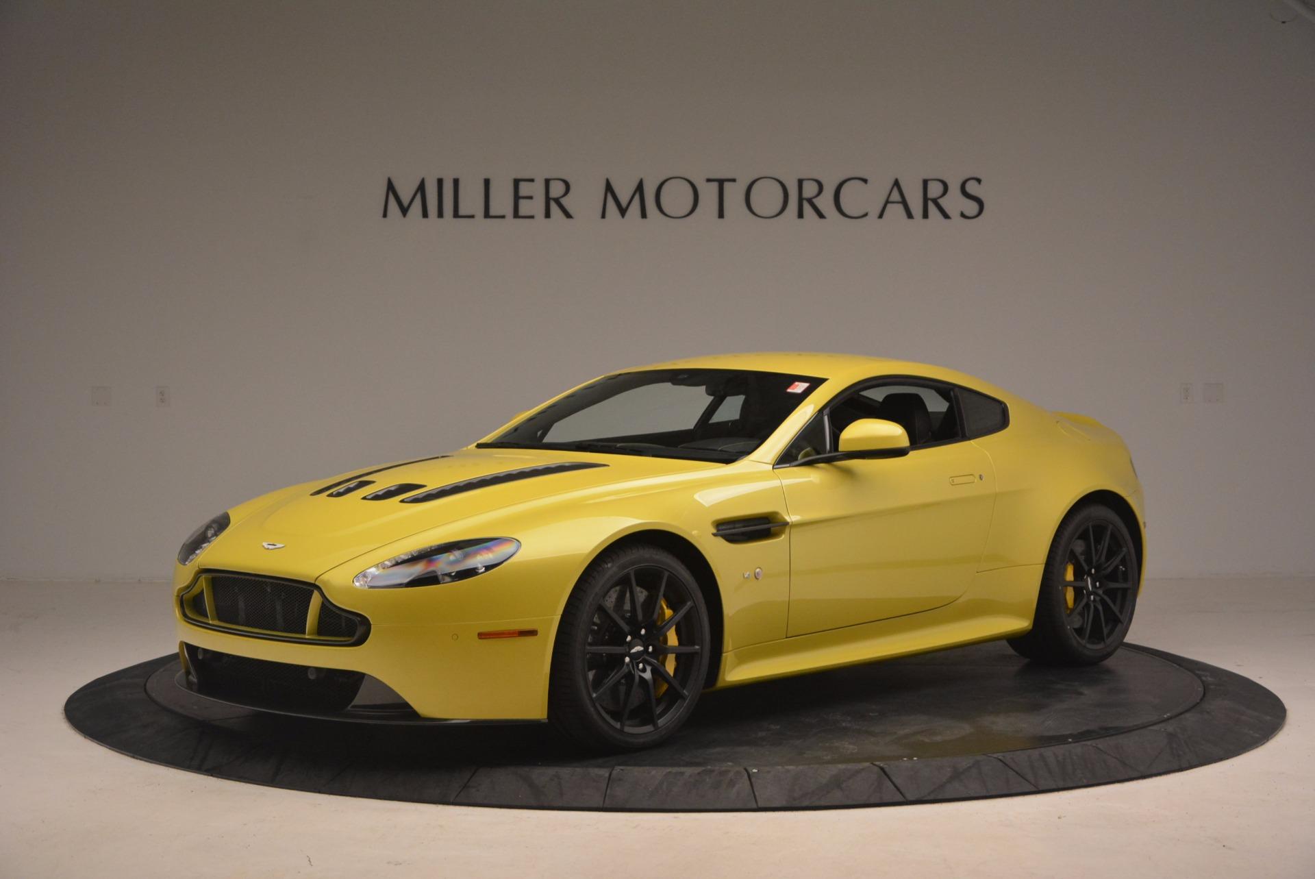 New 2017 Aston Martin V12 Vantage S  For Sale In Greenwich, CT. Alfa Romeo of Greenwich, A1202 1224_p2